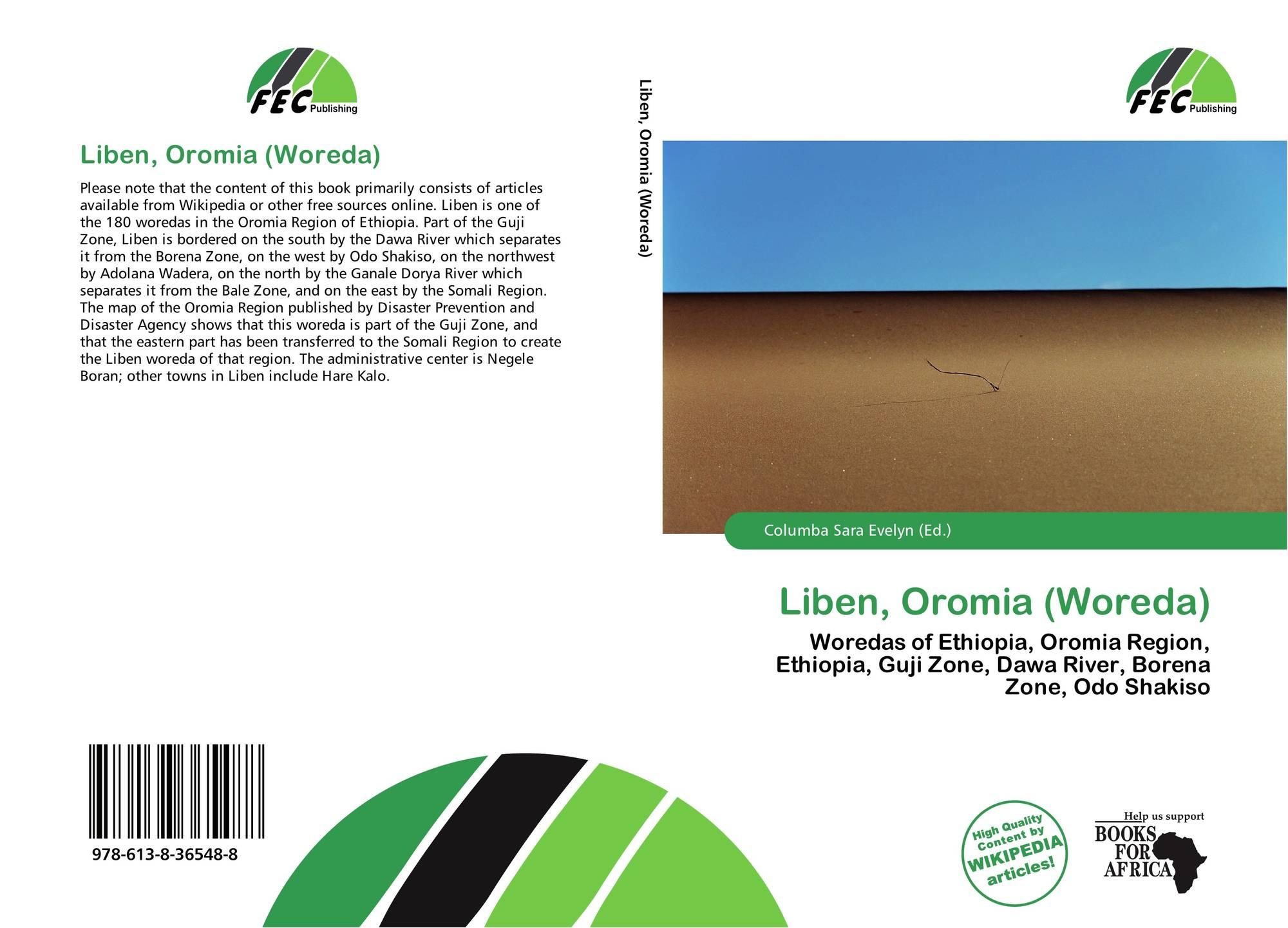 Liben, Oromia (Woreda), 978-613-8-36548-8, 6138365488