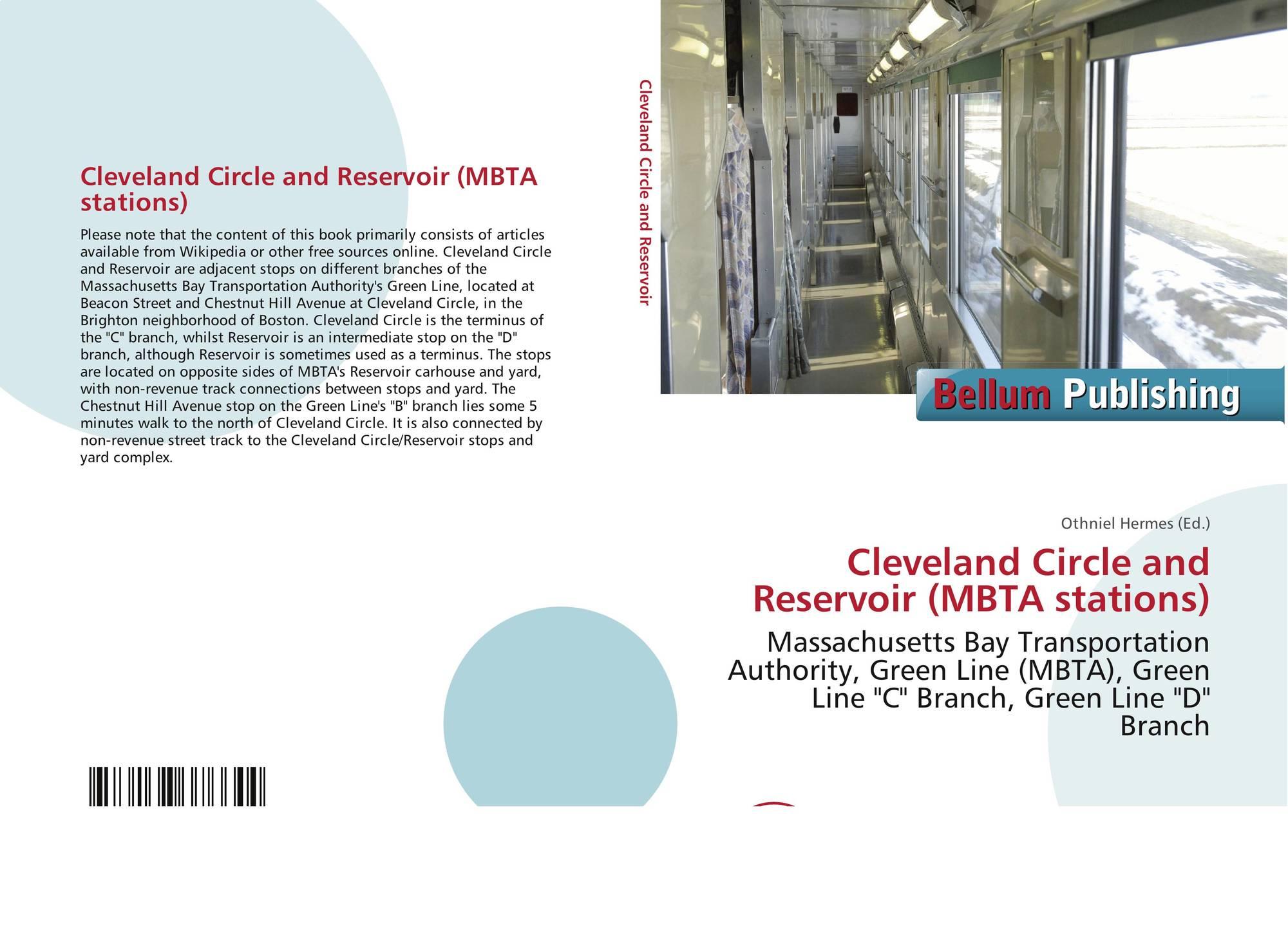 Cleveland Circle and Reservoir (MBTA stations), 978-613-8