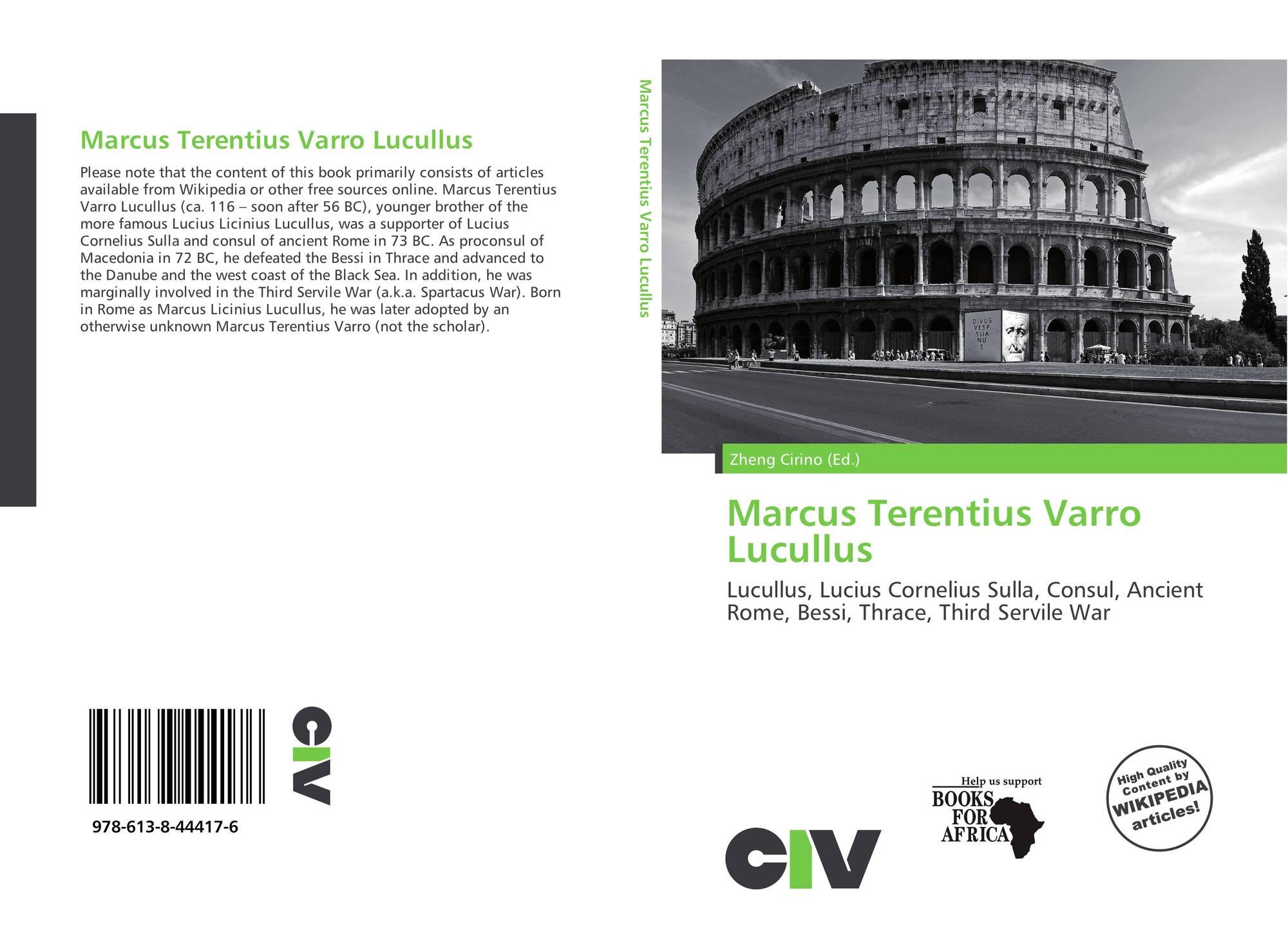 Marcus Terentius Varro