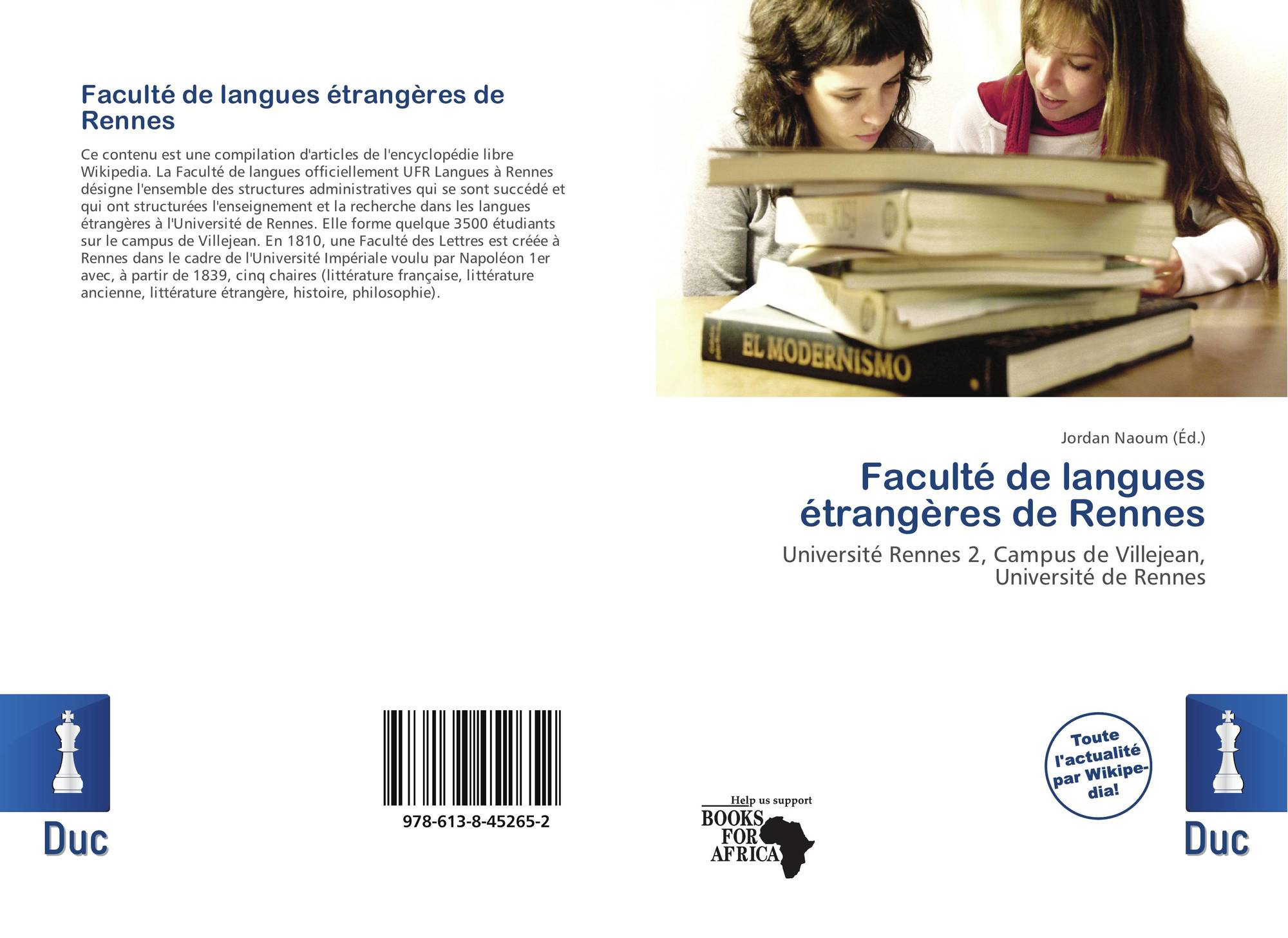 It will now be at the faculty of arts, letters, langues et sciences humaines (allsh