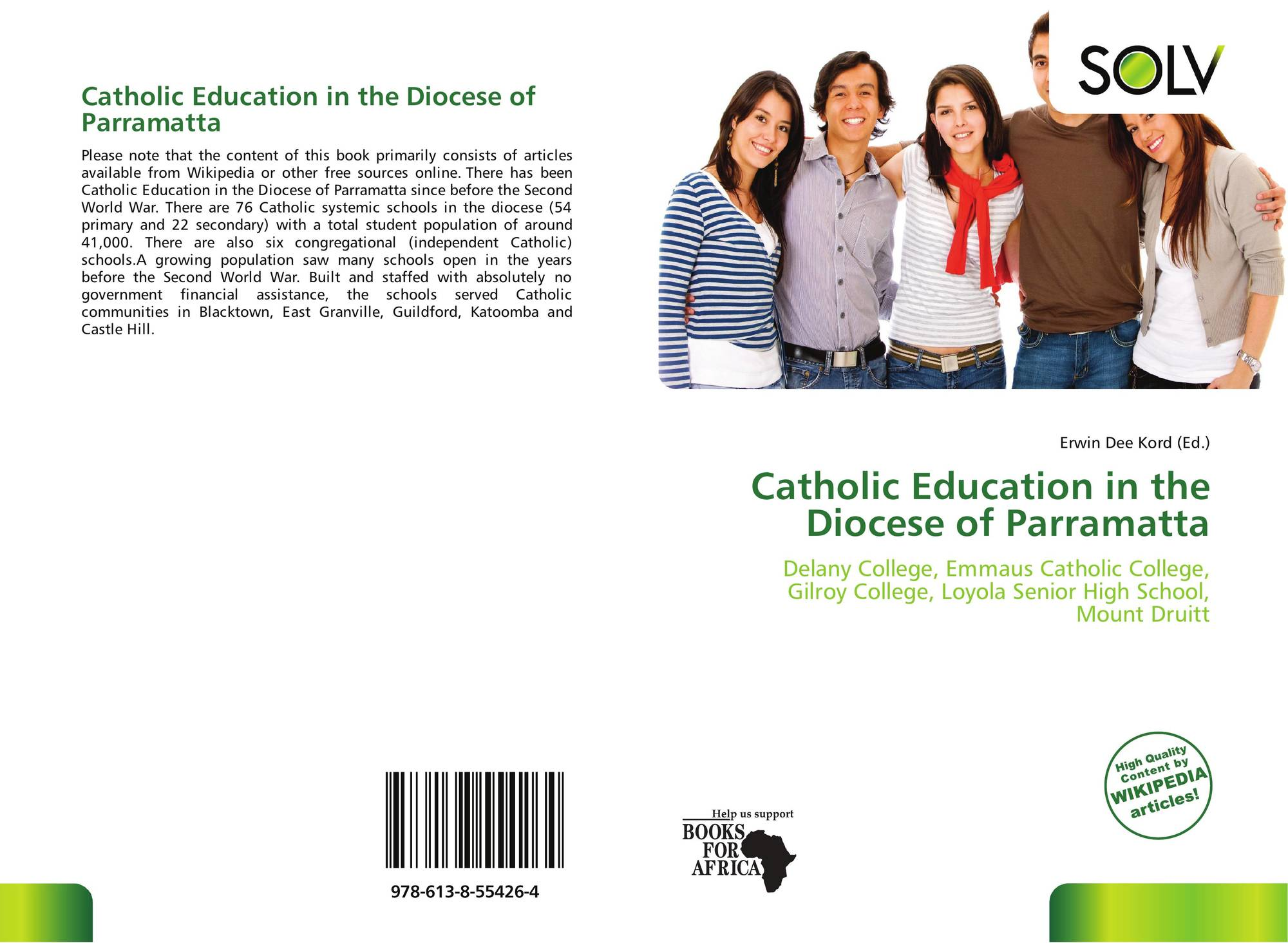 Parramatta catholic education
