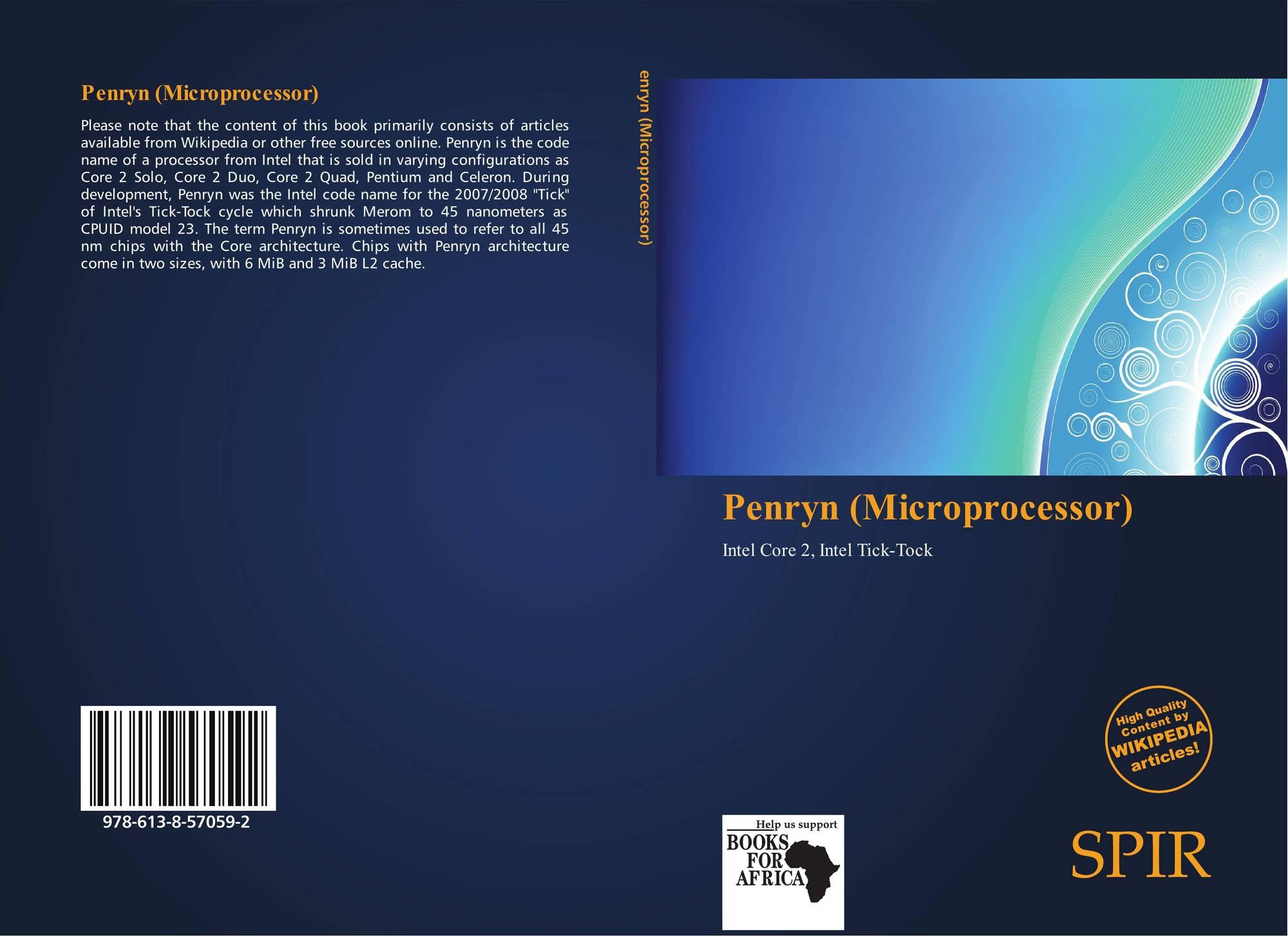 Penryn (Microprocessor), 978-613-8-57059-2, 6138570596 ,9786138570592