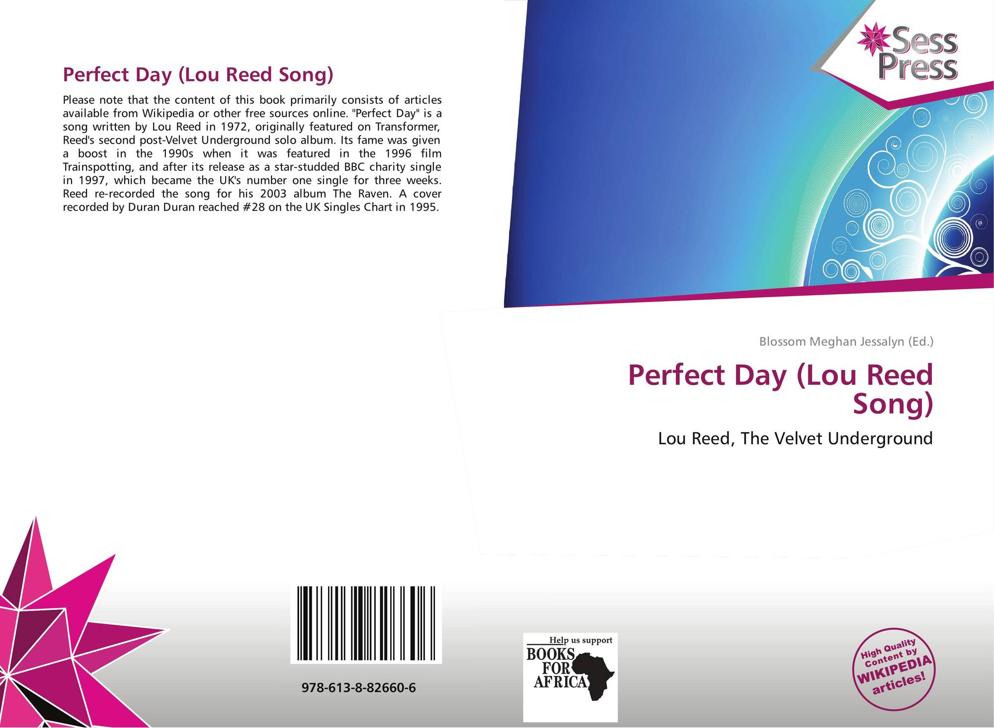 Perfect Day (Lou Reed Song), 978-613-8-82660-6, 6138826604