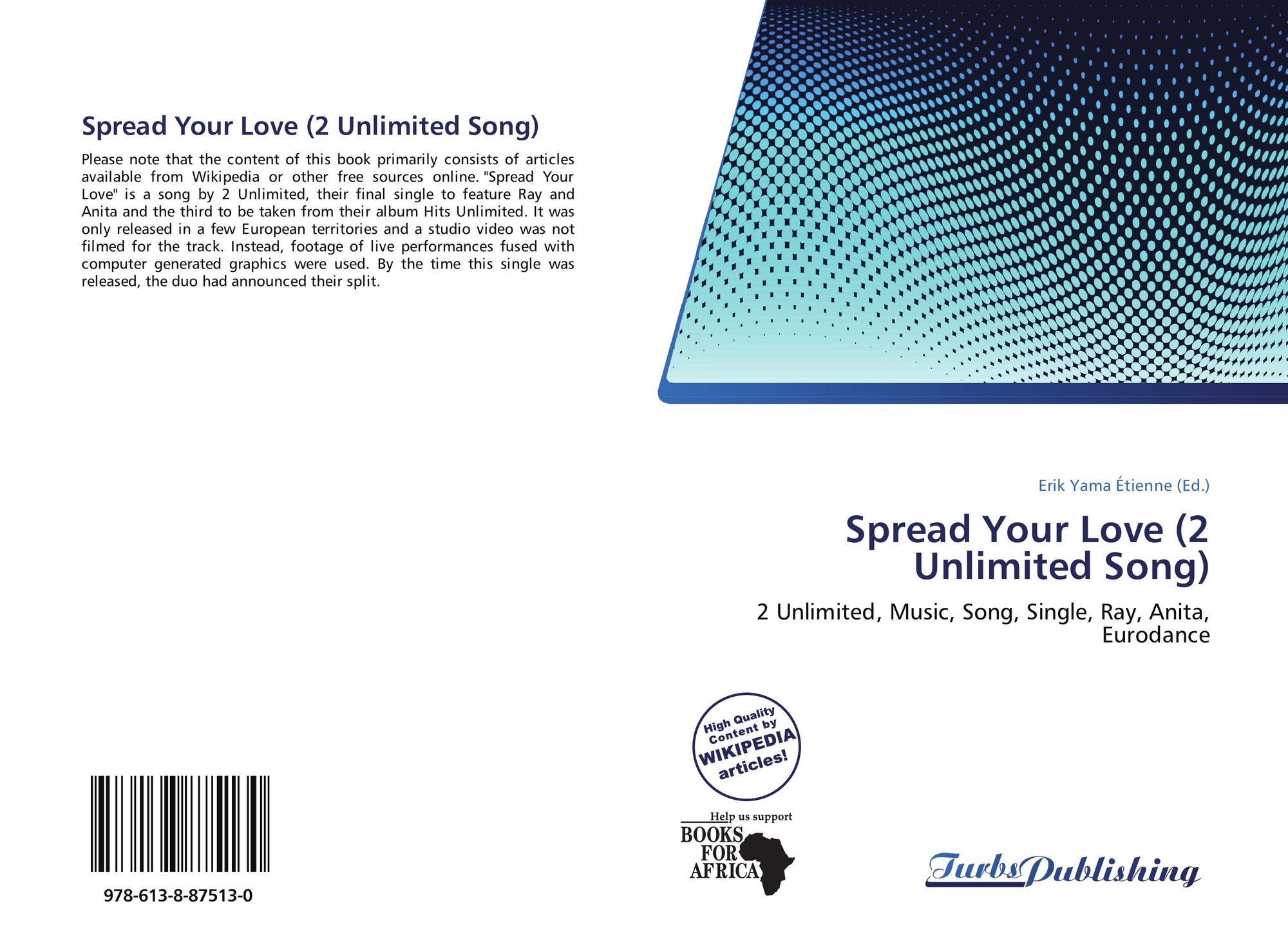 2 Unlimited Spread Your Love
