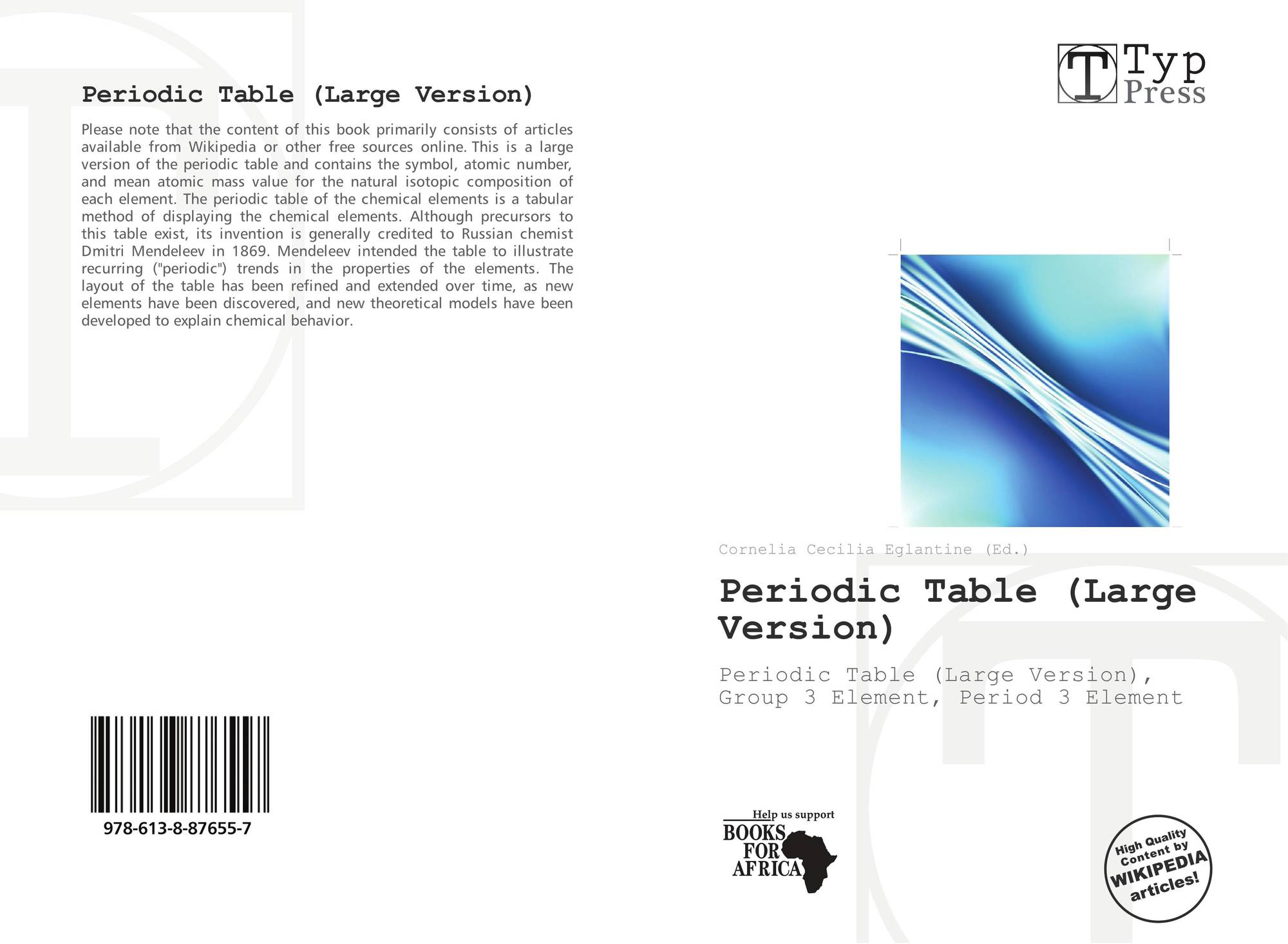 Search results for extended periodic table bookcover of periodic table large version gamestrikefo Choice Image
