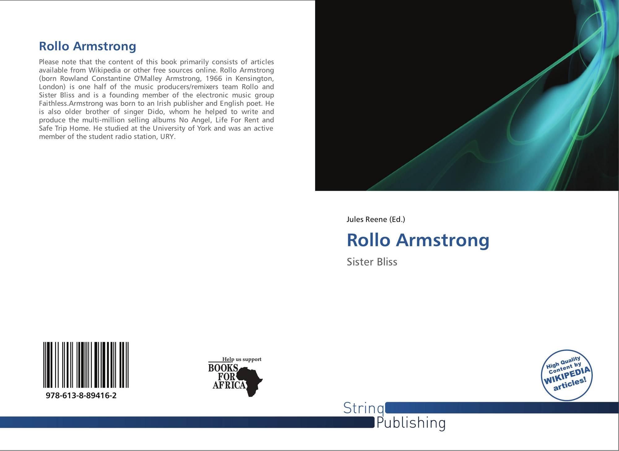 rollo armstrong