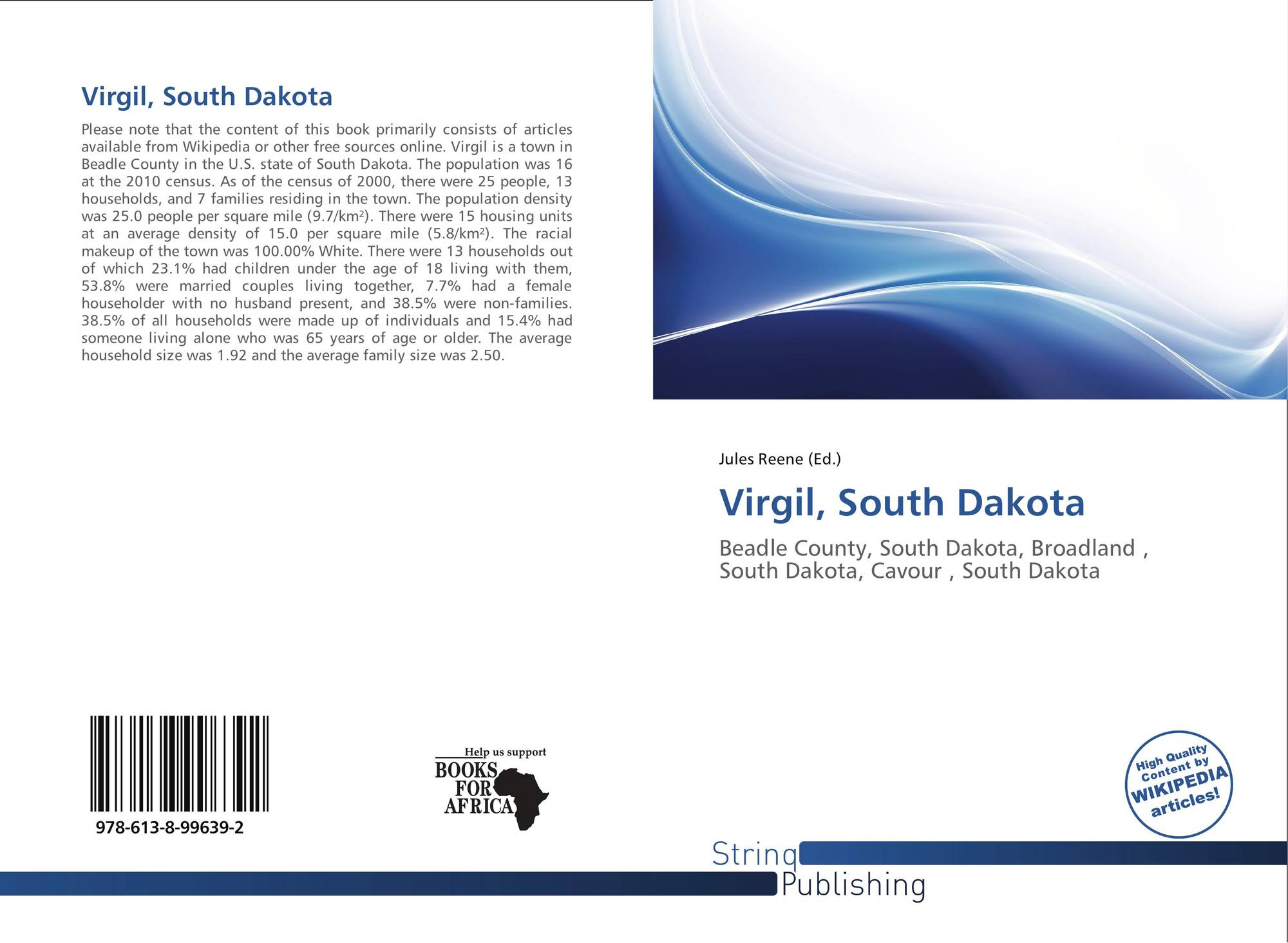 Dating Virgil South Dakota