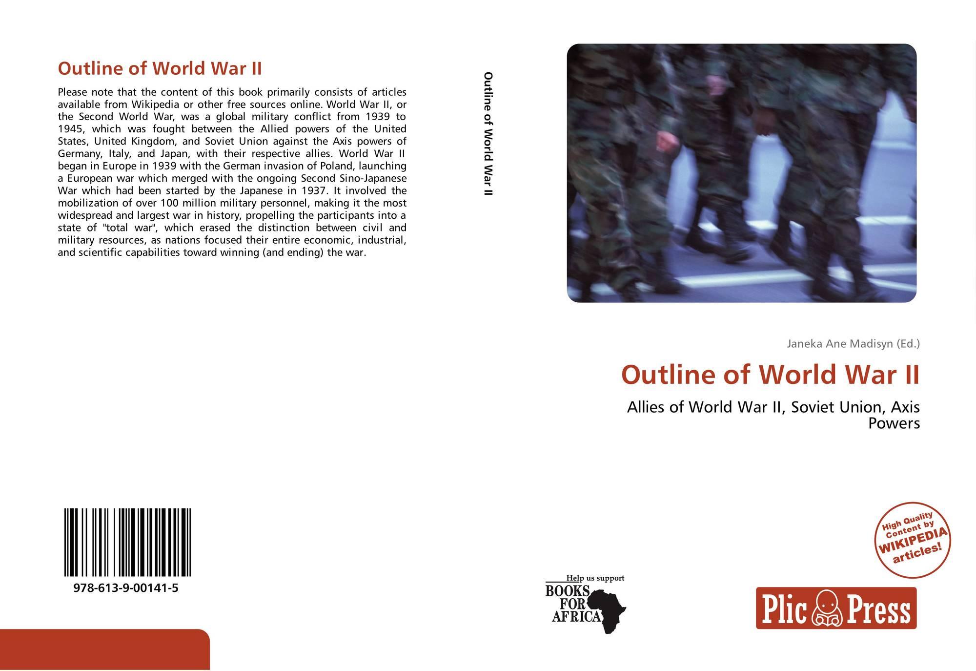 Outline of World War II, 978-613-9-00141-5, 6139001412