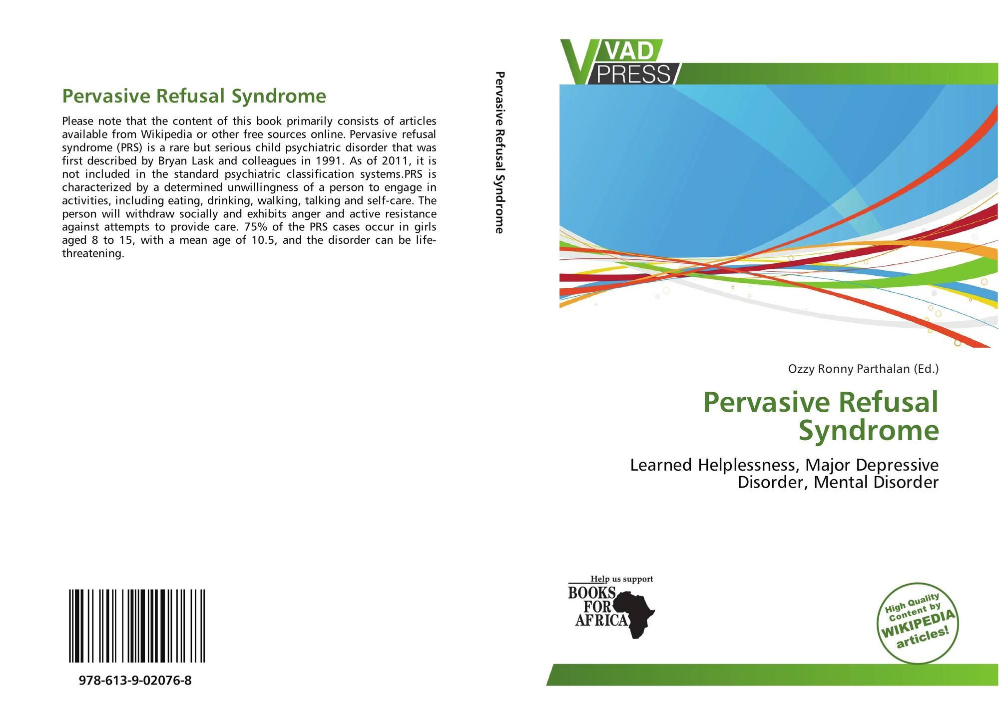 pervasive refusal problem circumstance studies