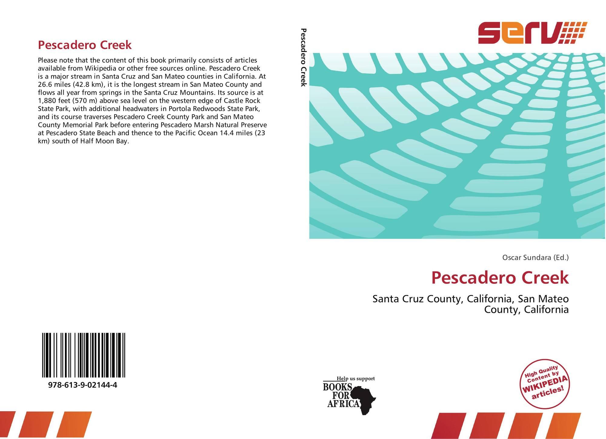 California san mateo county pescadero - Bookcover Of Pescadero Creek Omni Badge Pescadero Creek Santa Cruz County California San Mateo