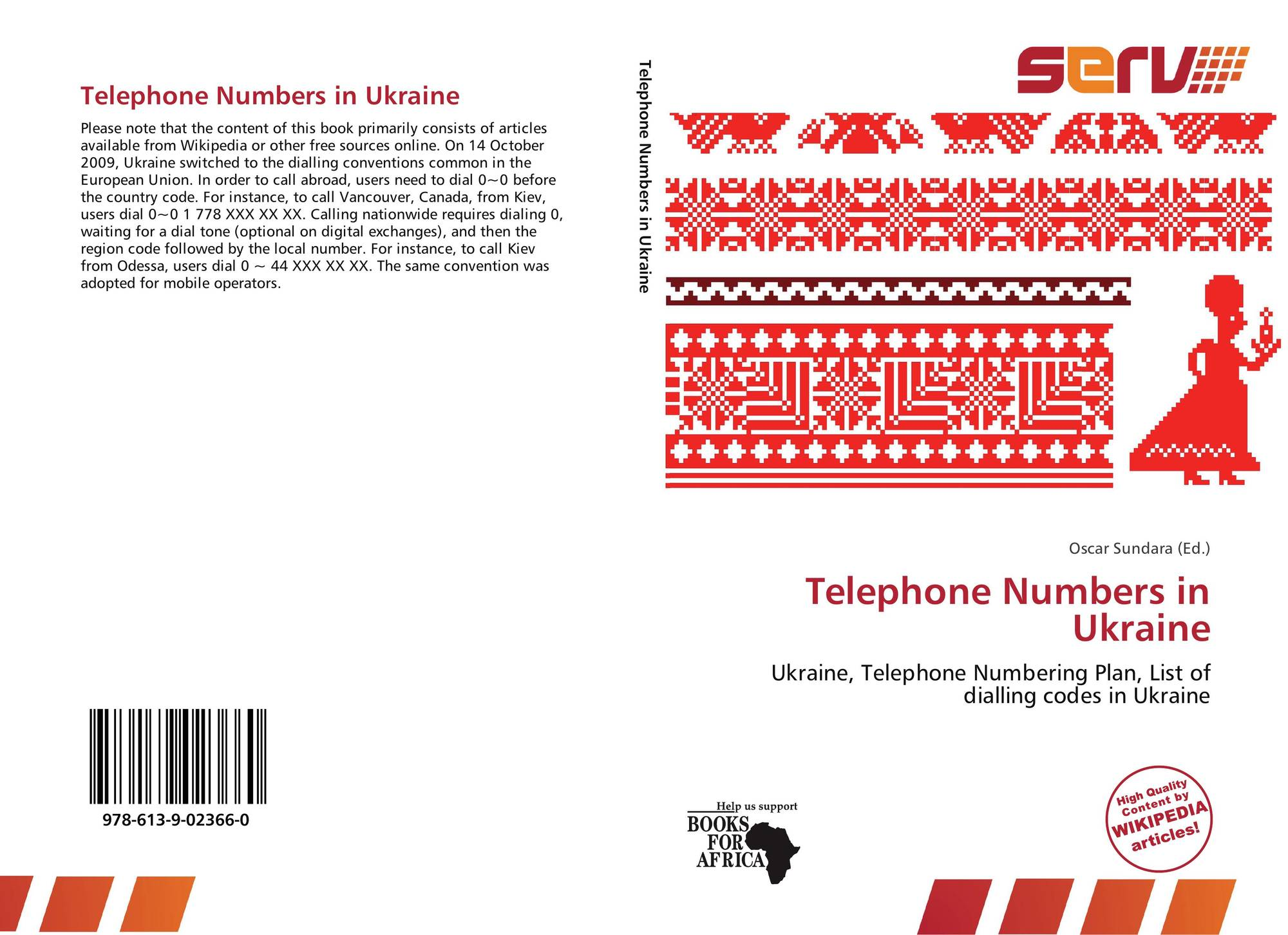 Telephone directories of Ukraine, Russia: a selection of sites