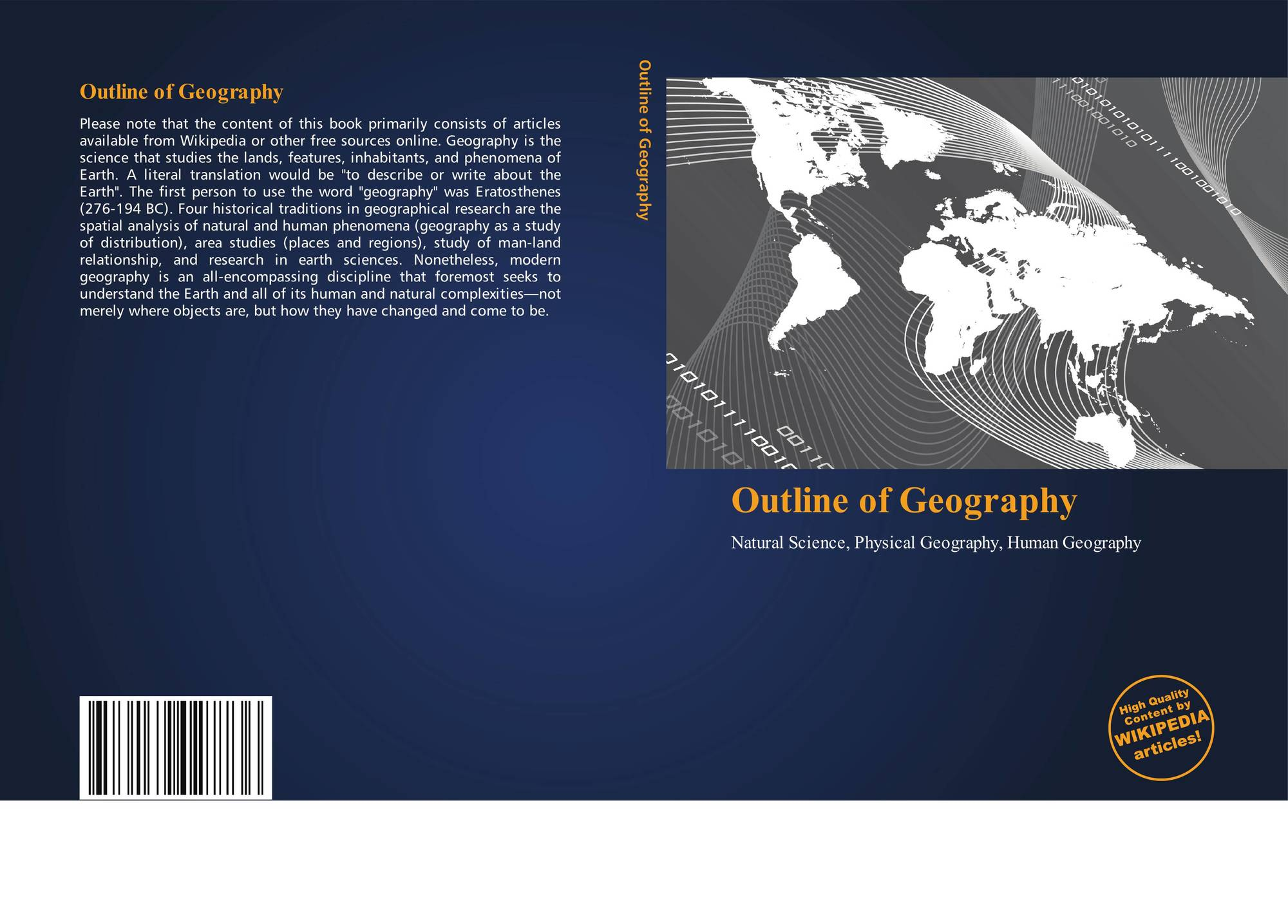the four traditions of geography View notes - four traditions of geography from as 1 at university of the philippines diliman t he four traditions of geography  william d pattison san fernando.