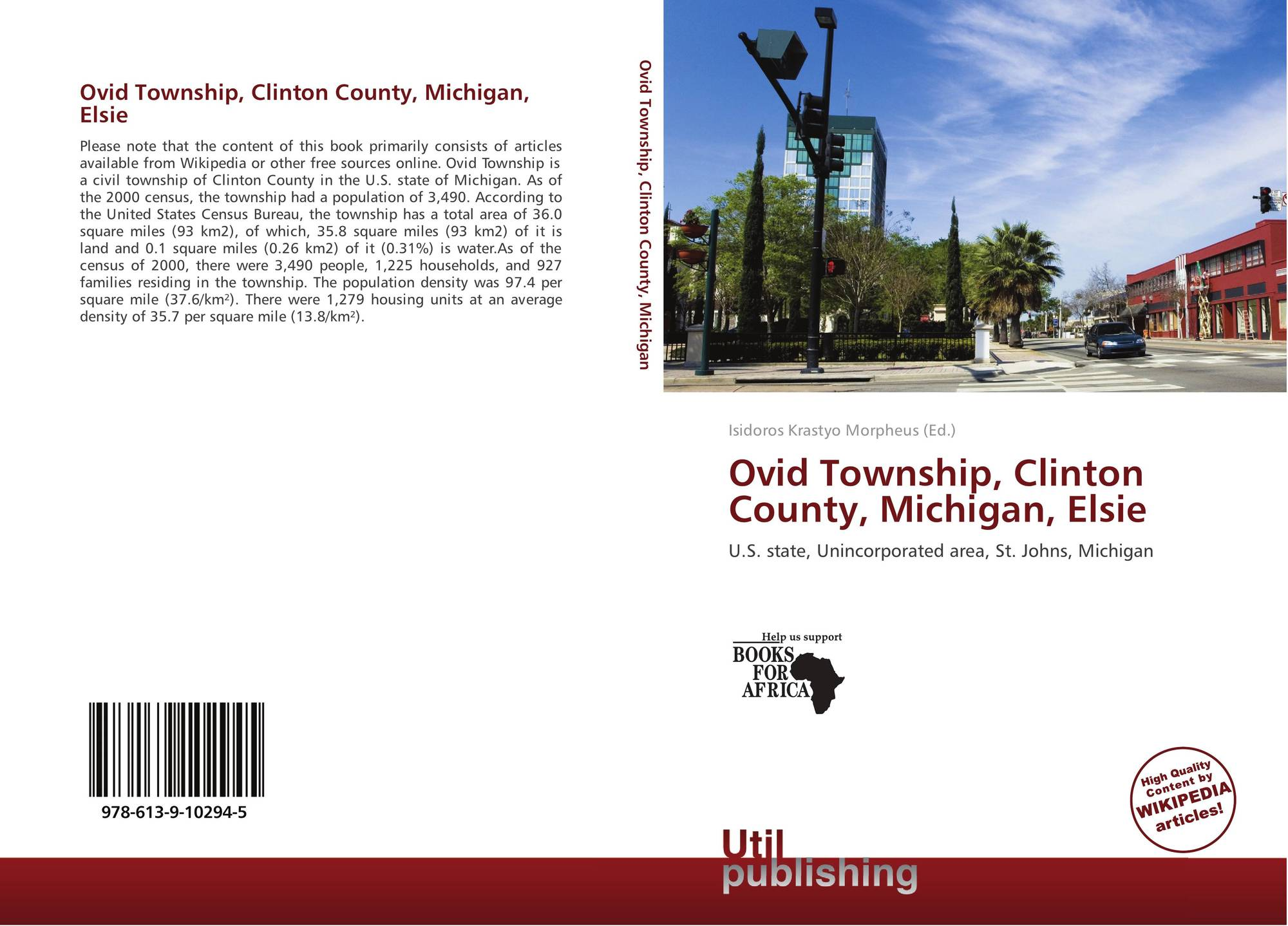 Michigan clinton county elsie - Bookcover Of Ovid Township Clinton County Michigan Elsie Omni Badge 9307e2201e5f762643a64561af3456be64a87707602f96b92ef18a9bbcada116