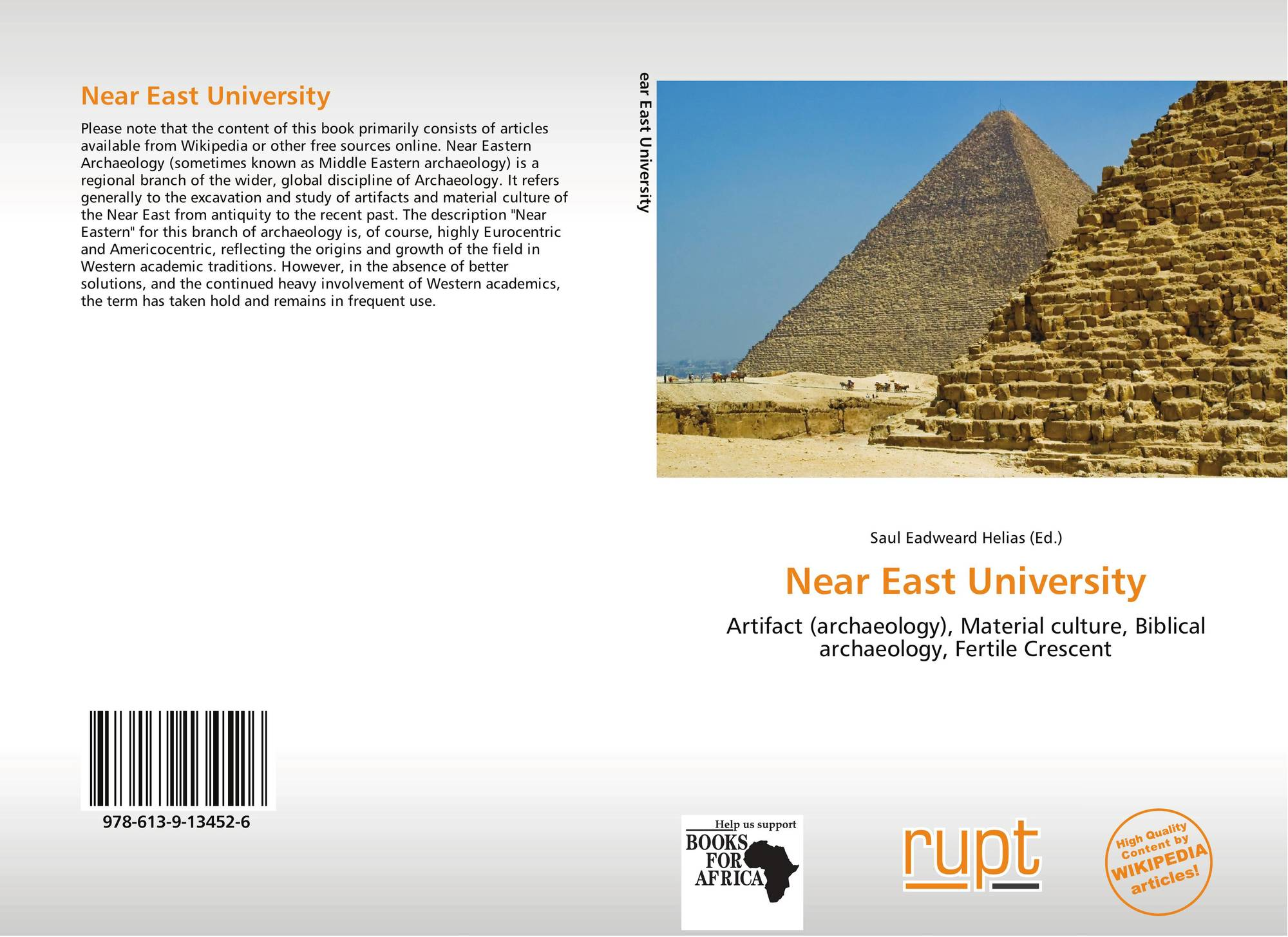 artifacts of the near east essay