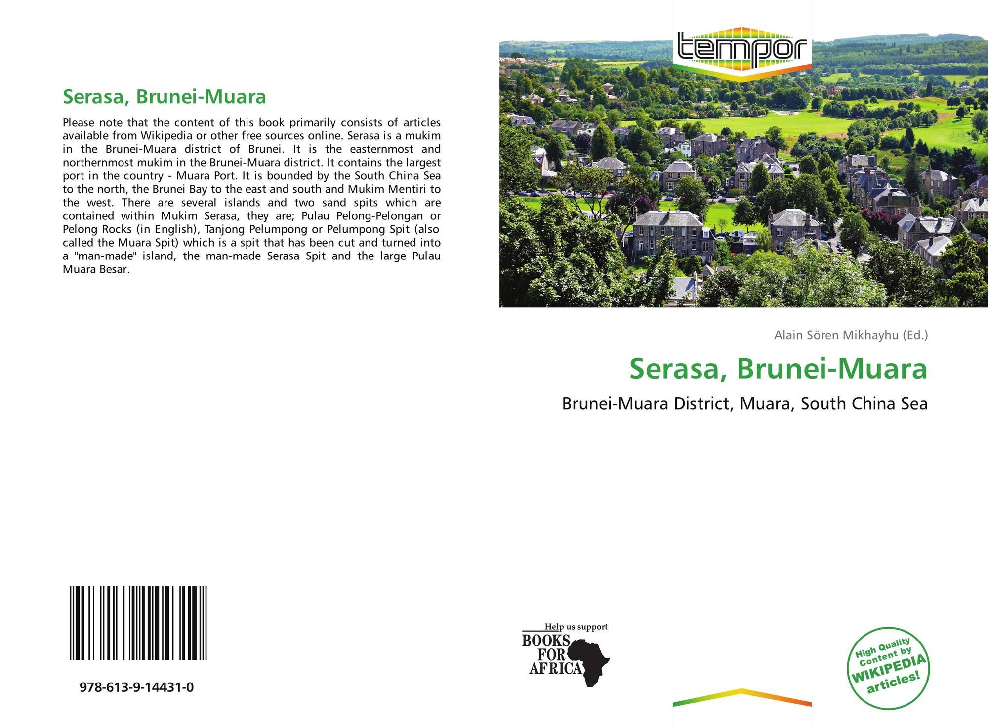 Serasa, Brunei-Muara, 978-613-9-14431-0, 6139144310