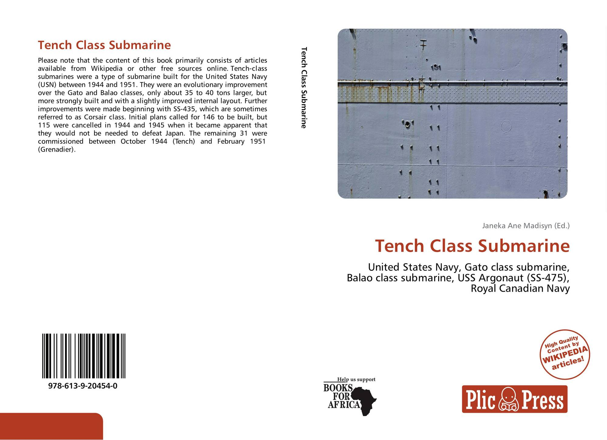 Search Results For Oberon Class Submarine Wire Diagram Bookcover Of Tench