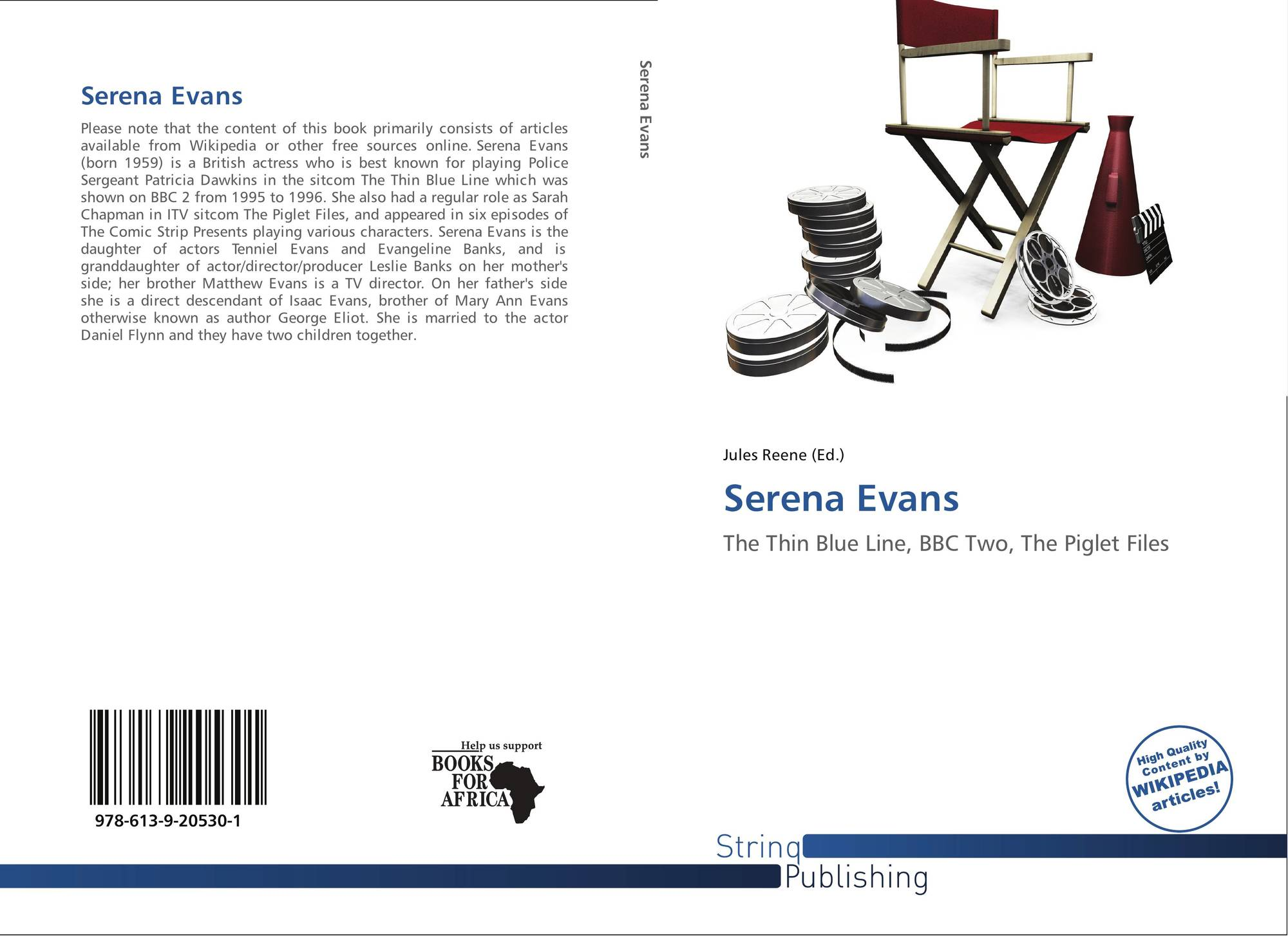 Search results for evans essienyi bookcover of serena evans ccuart Choice Image