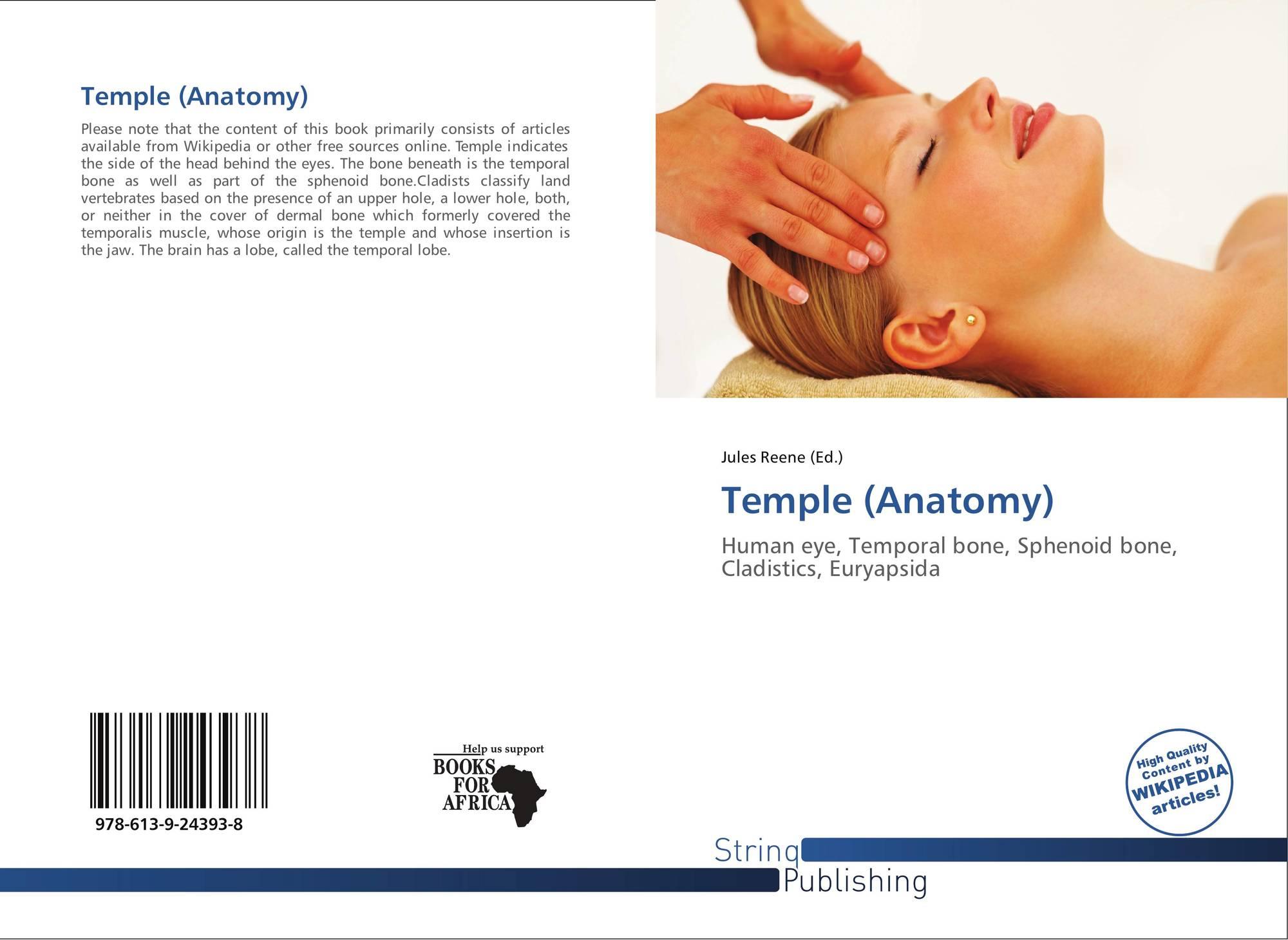 Temple (Anatomy), 978-613-9-24393-8, 6139243939 ,9786139243938