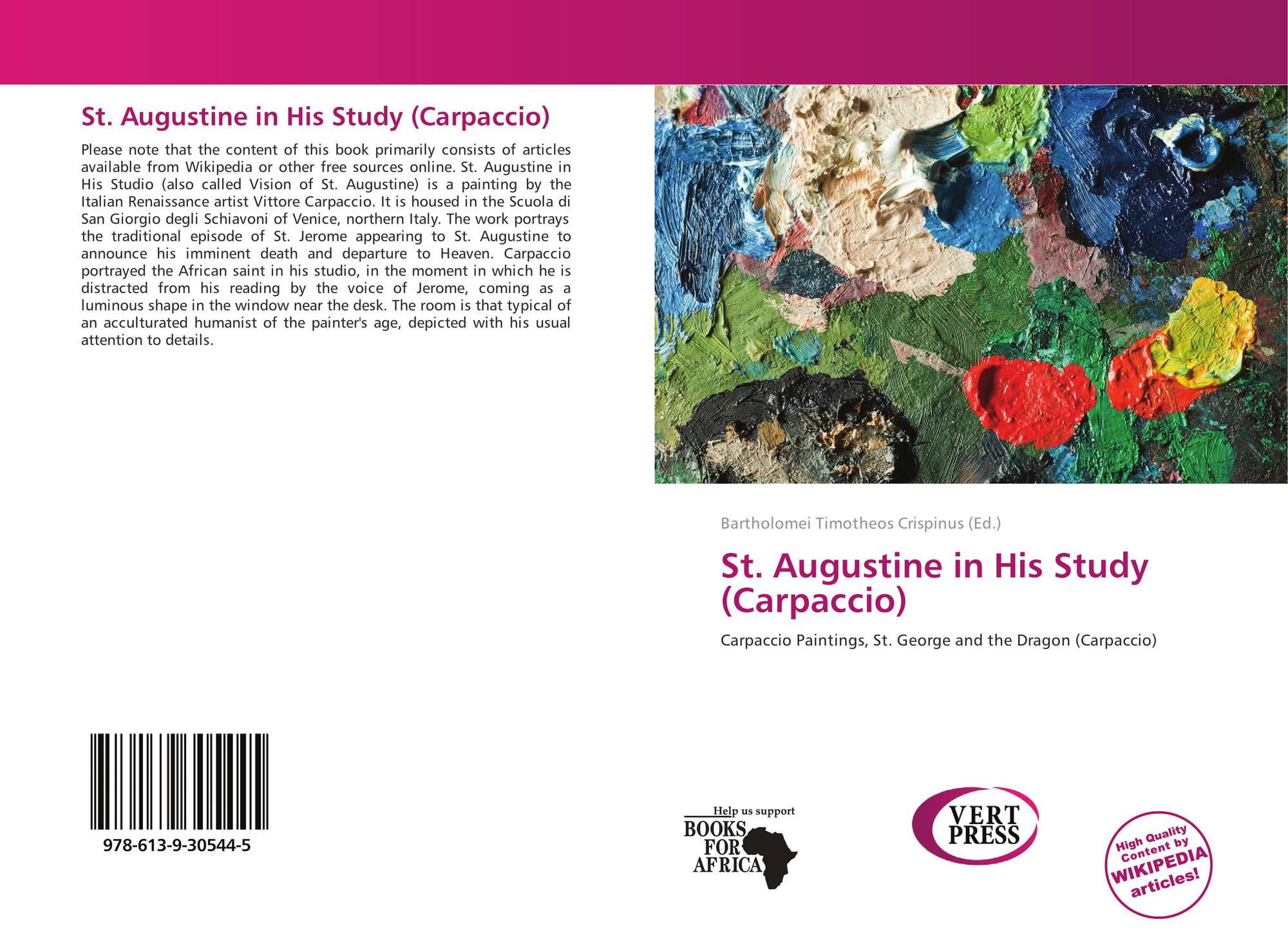 An analysis of st augustine volcano