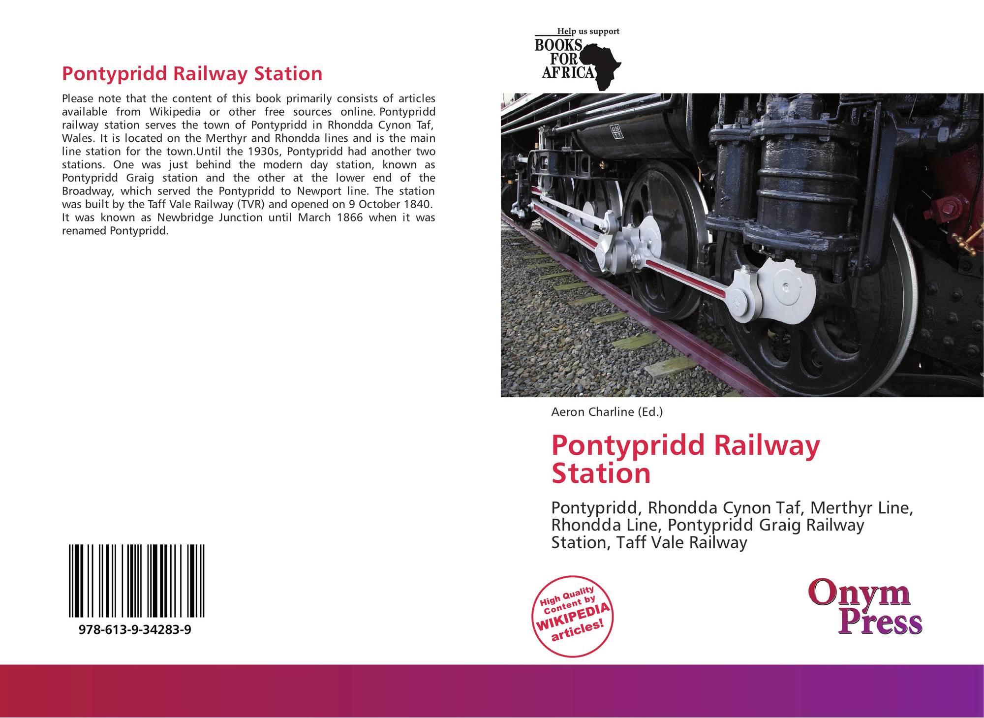Great Western Rly Merthyr Abercanaid Railway Station Photo 2 Aberfan