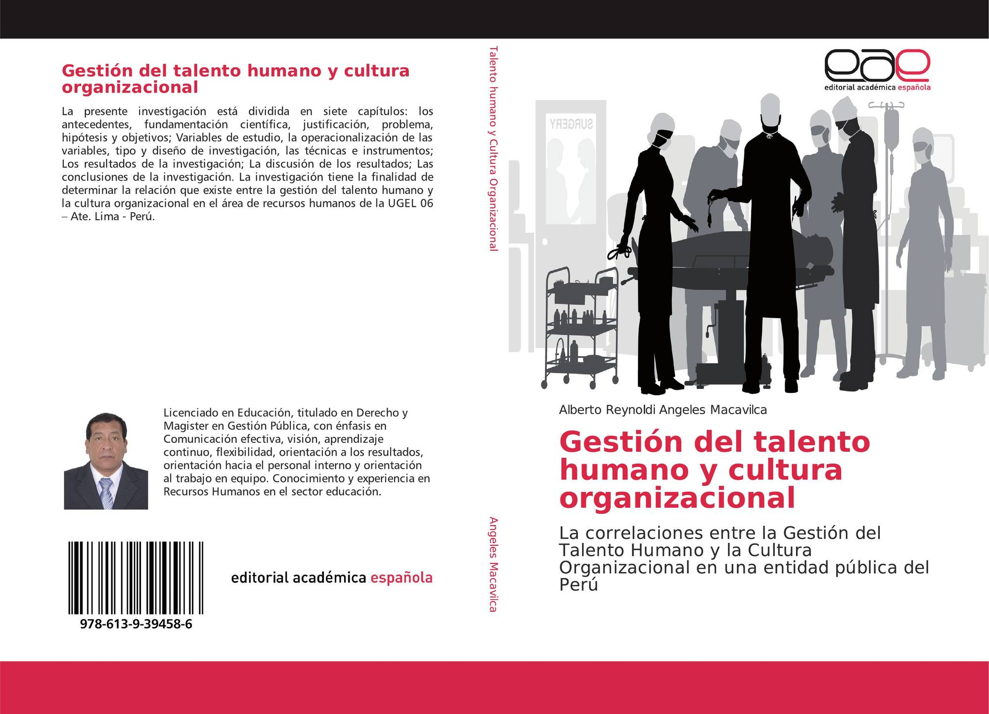 Gestión Del Talento Humano Y Cultura Organizacional 978 613