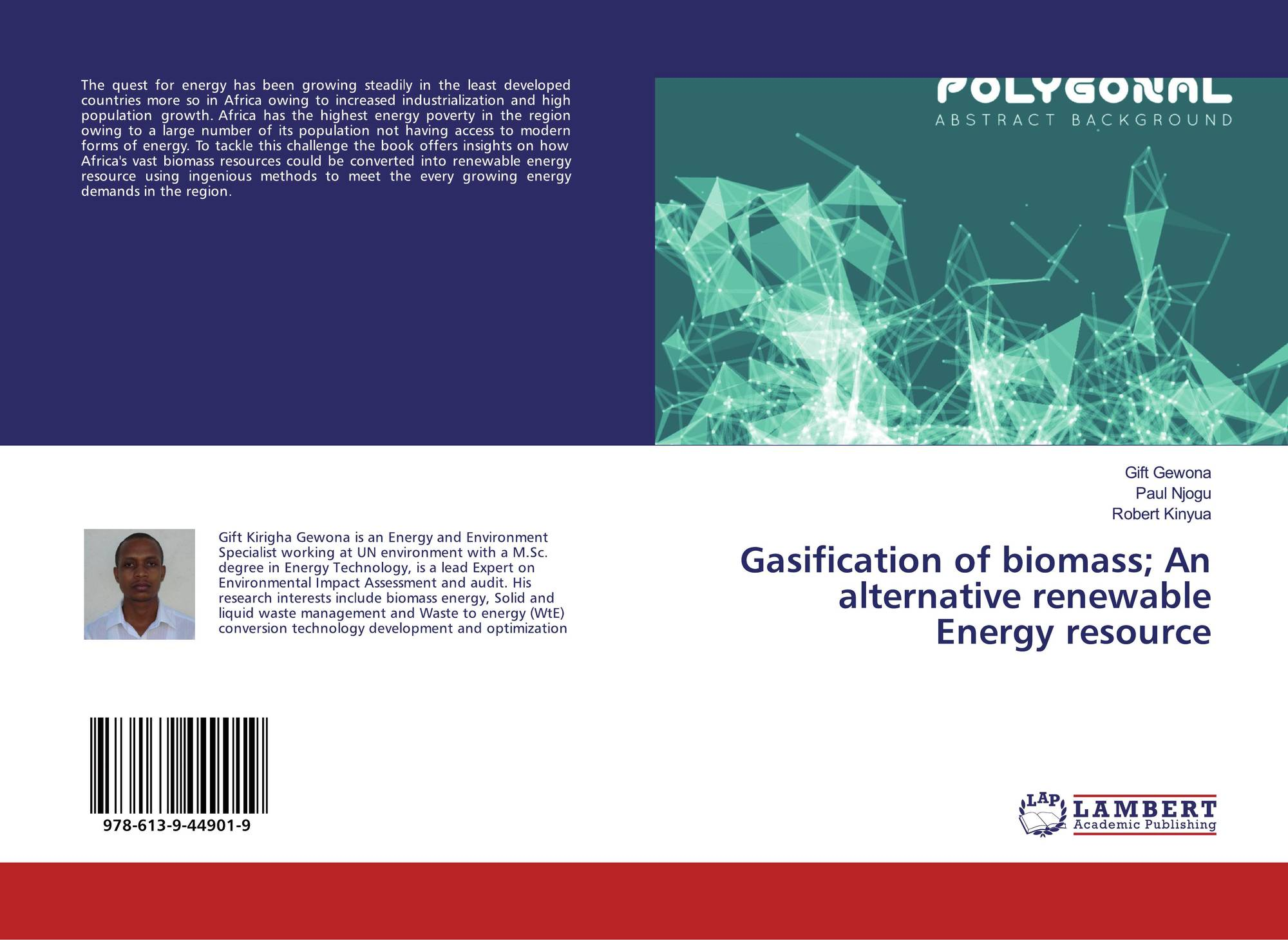 Gasification of biomass
