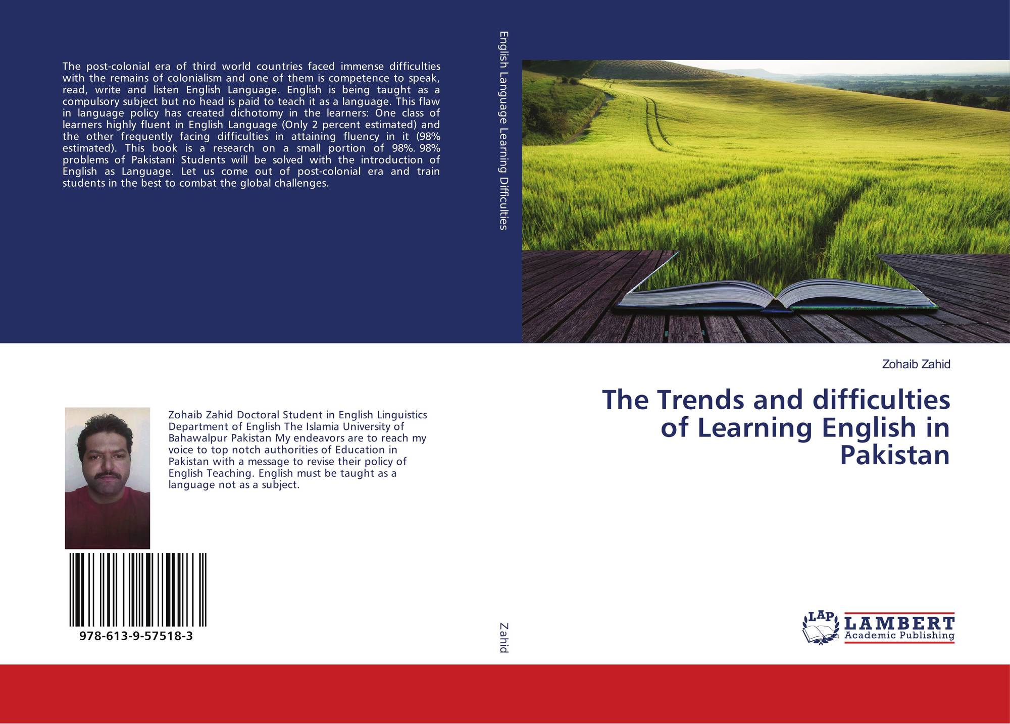 The Trends and difficulties of Learning English in Pakistan