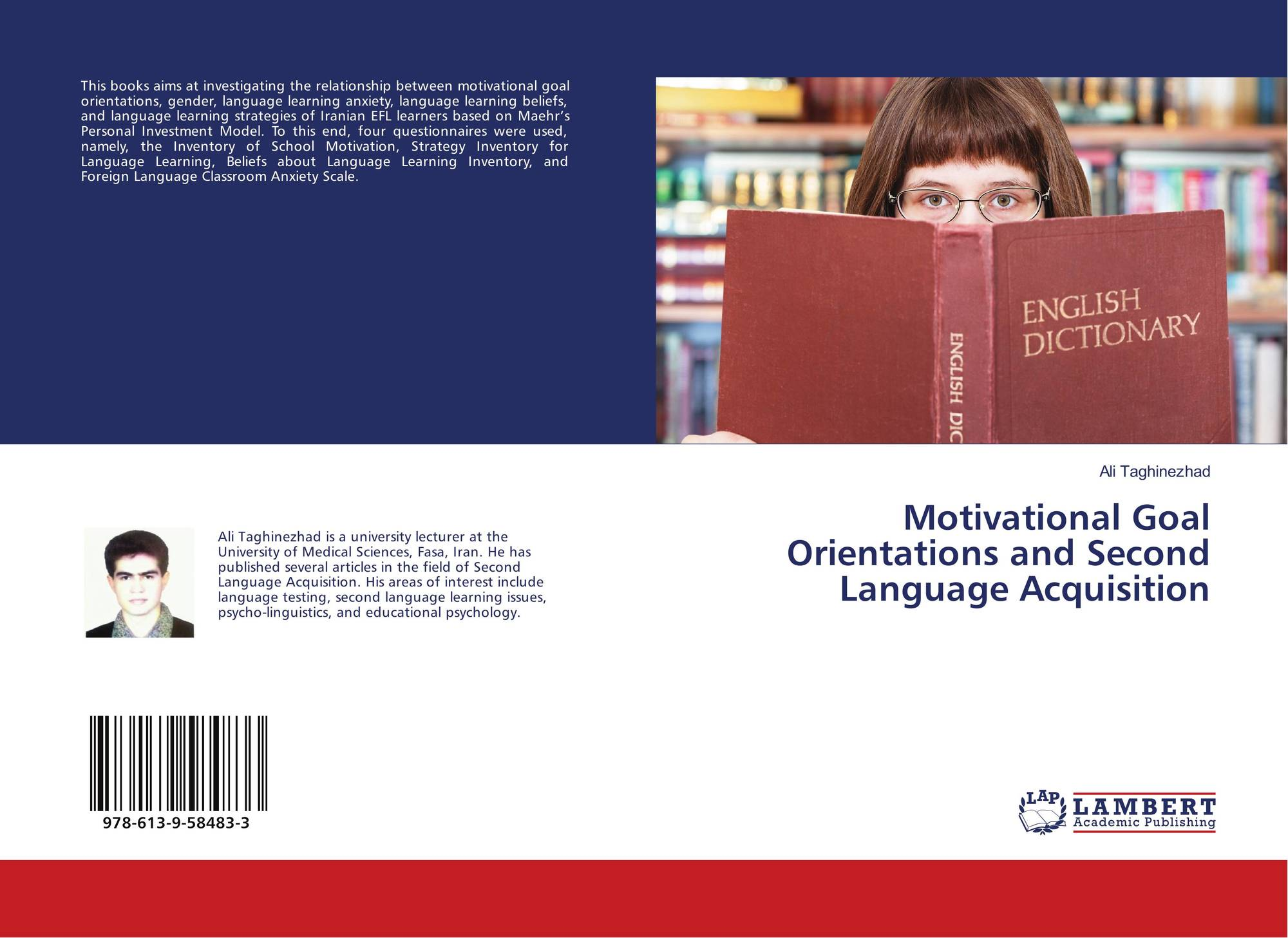 motivation variables and second language acquisition In this study, integrative motivation and instrumental motivation are examined to establish the correlation between the form of motivation and successful second language acquisition.