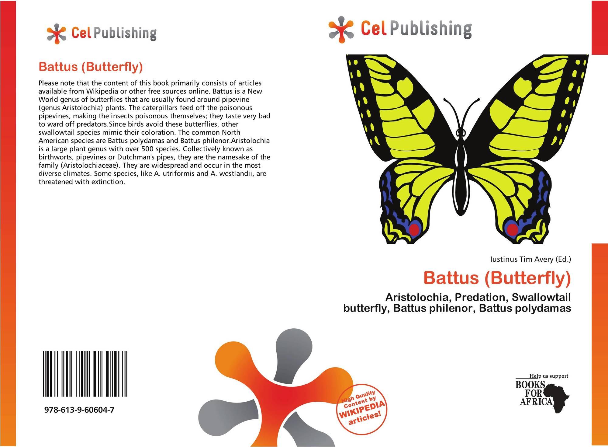 d93298f6e8 Bookcover of Battus (Butterfly)