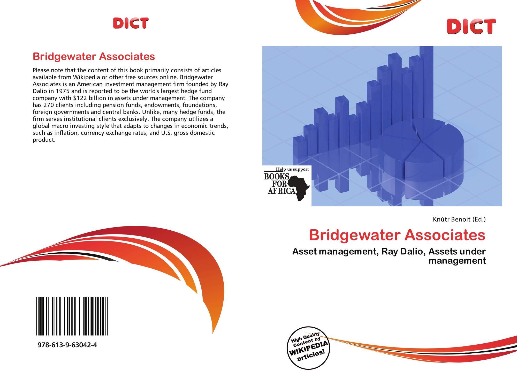 Bridgewater Associates, 978-613-9-63042-4, 6139630428