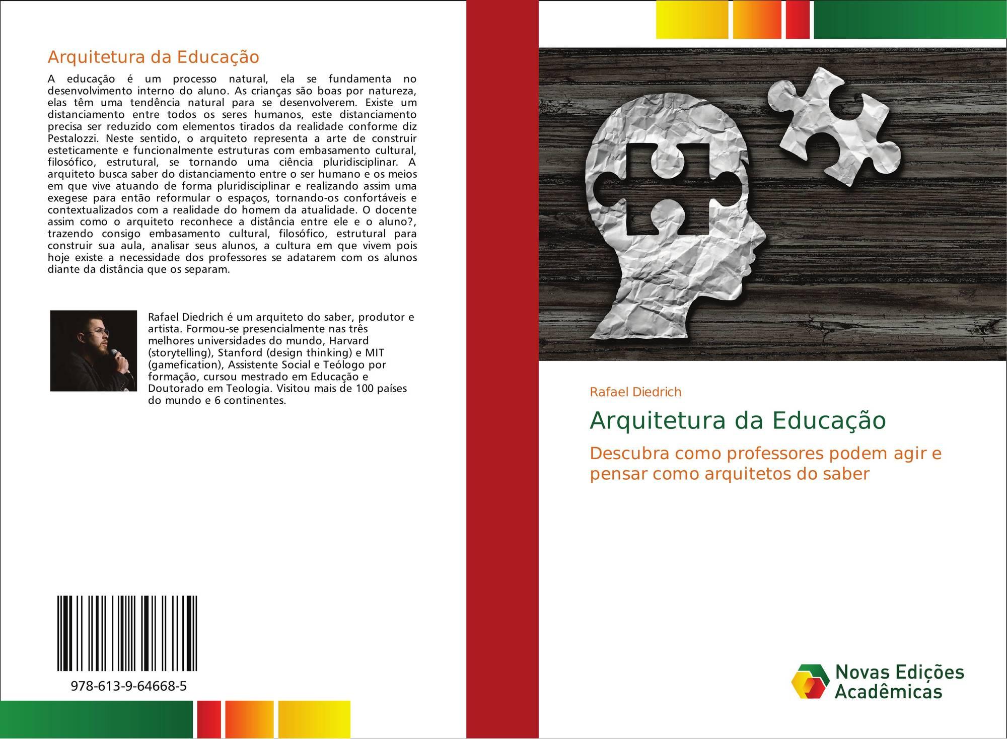 Arquitetura da Educação, 978-613-9-64668-5, 6139646685 ... 043e393788