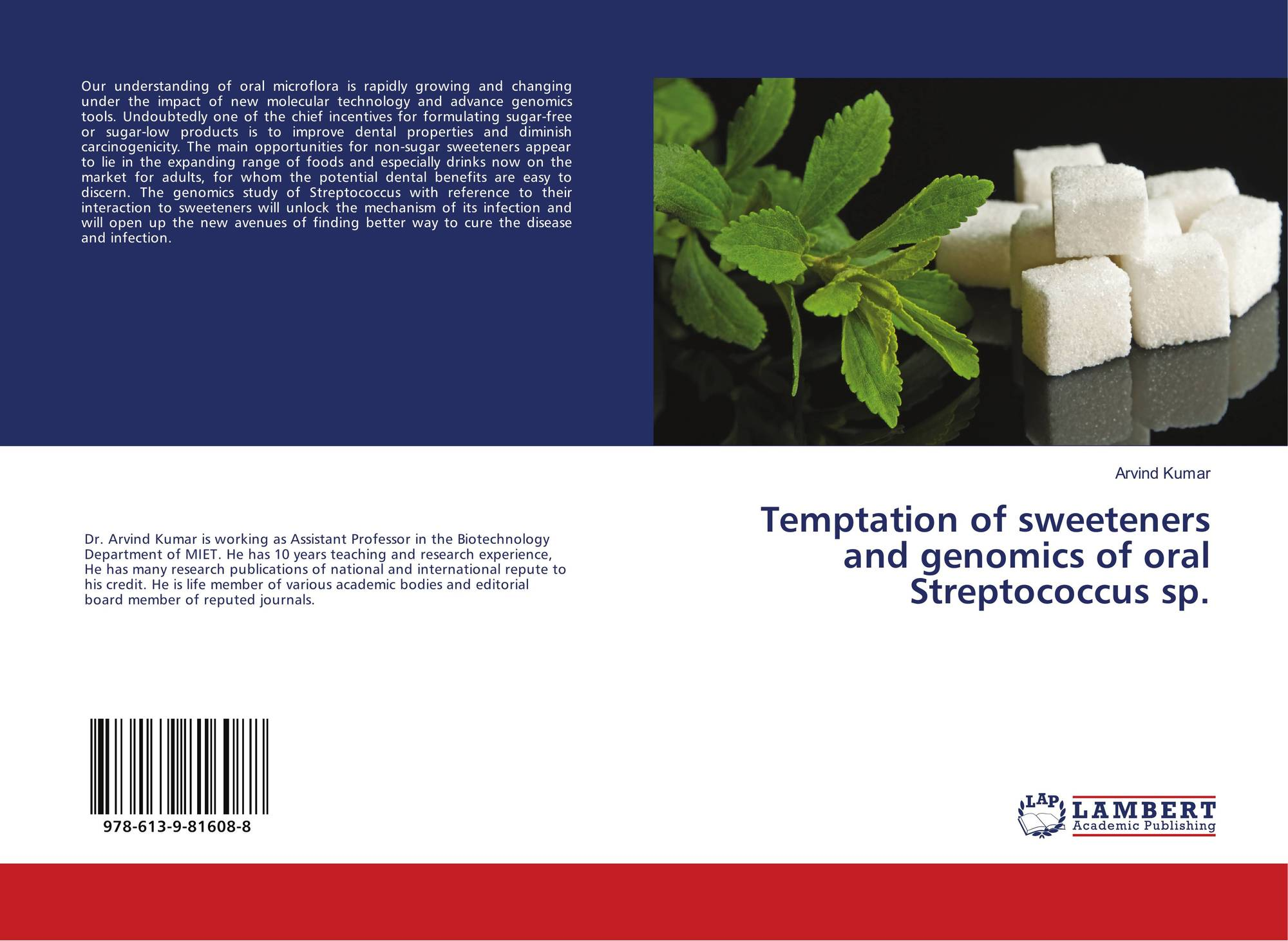 Think, Oral streptococcus