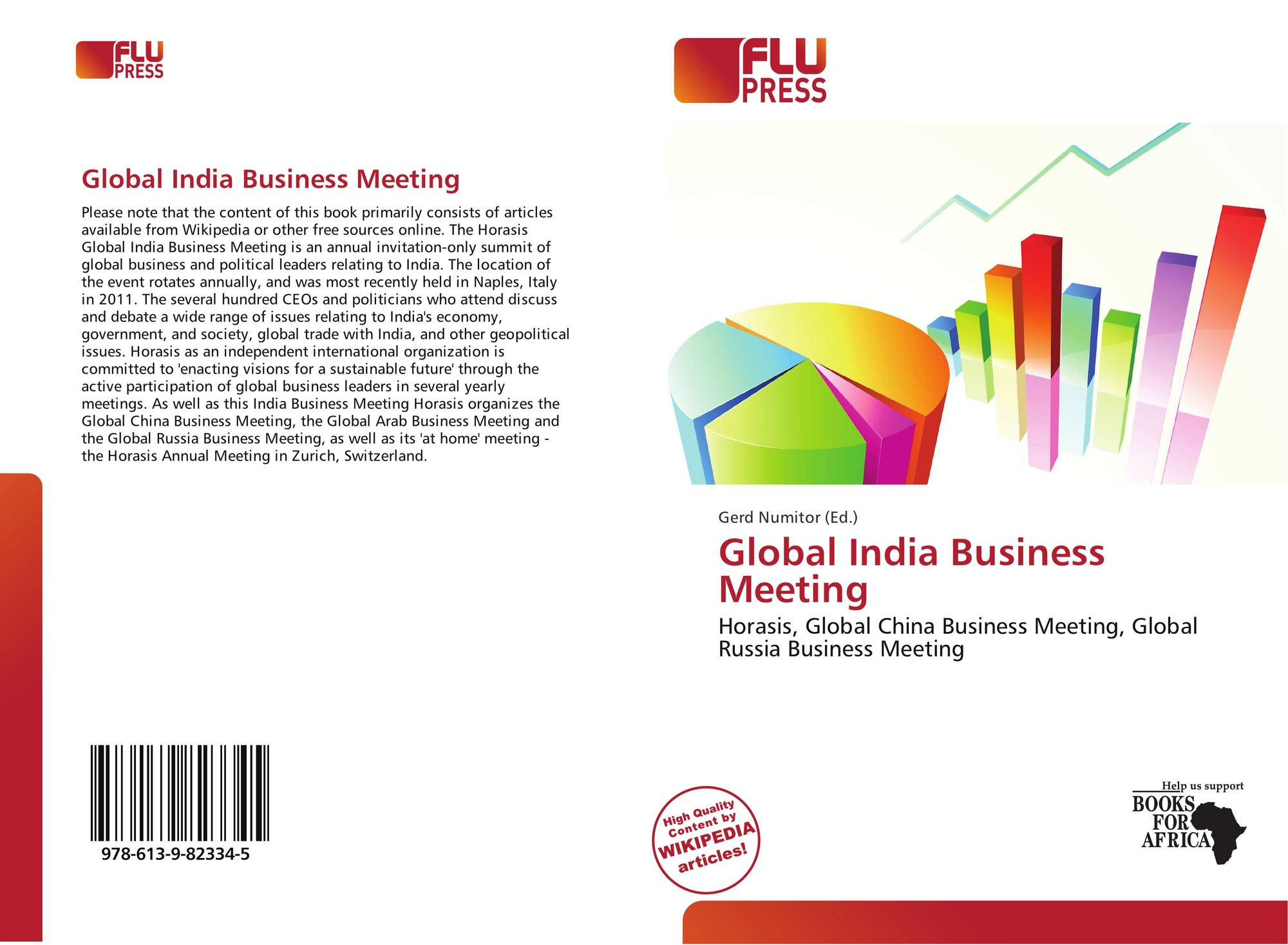 Global India Business Meeting, 978-613-9-82334-5, 613982334X