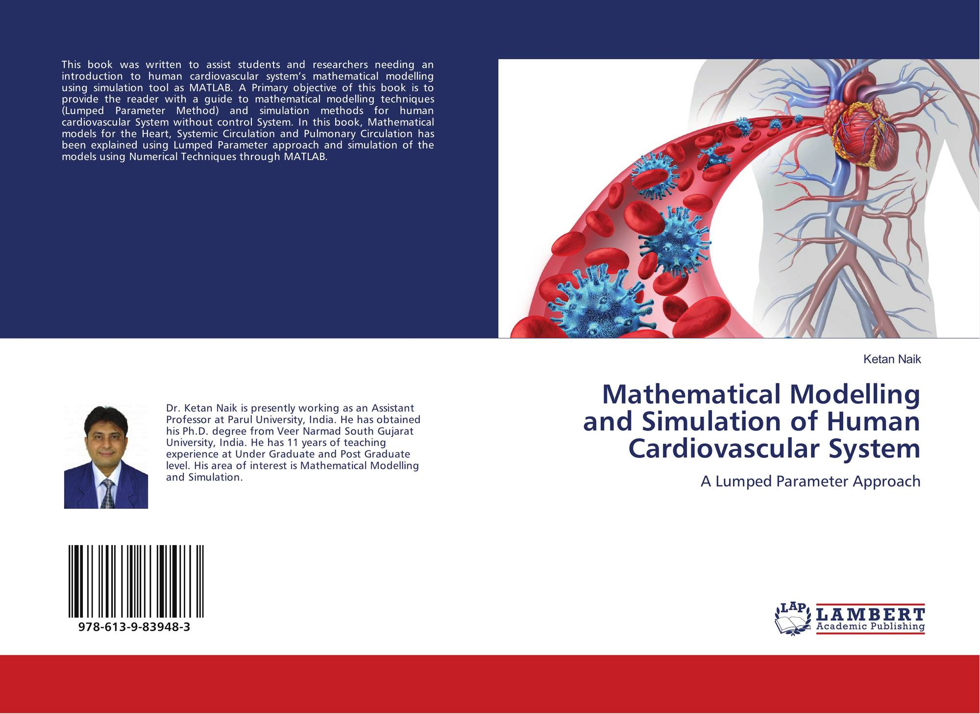Mathematical Modelling And Simulation Of Human Cardiovascular System