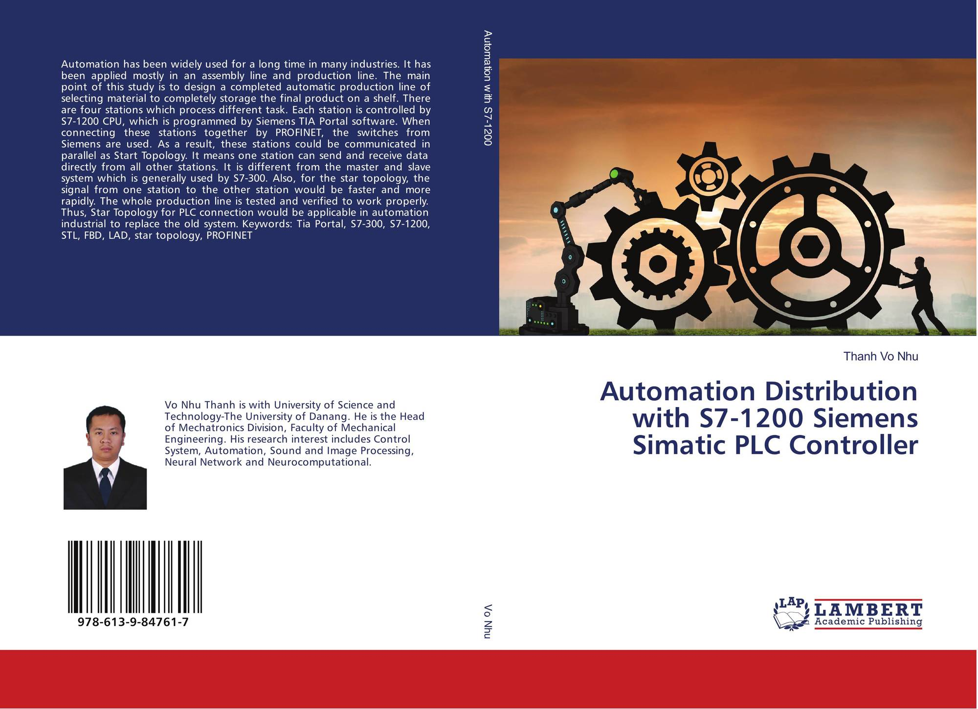 Automation Distribution with S7-1200 Siemens Simatic PLC Controller