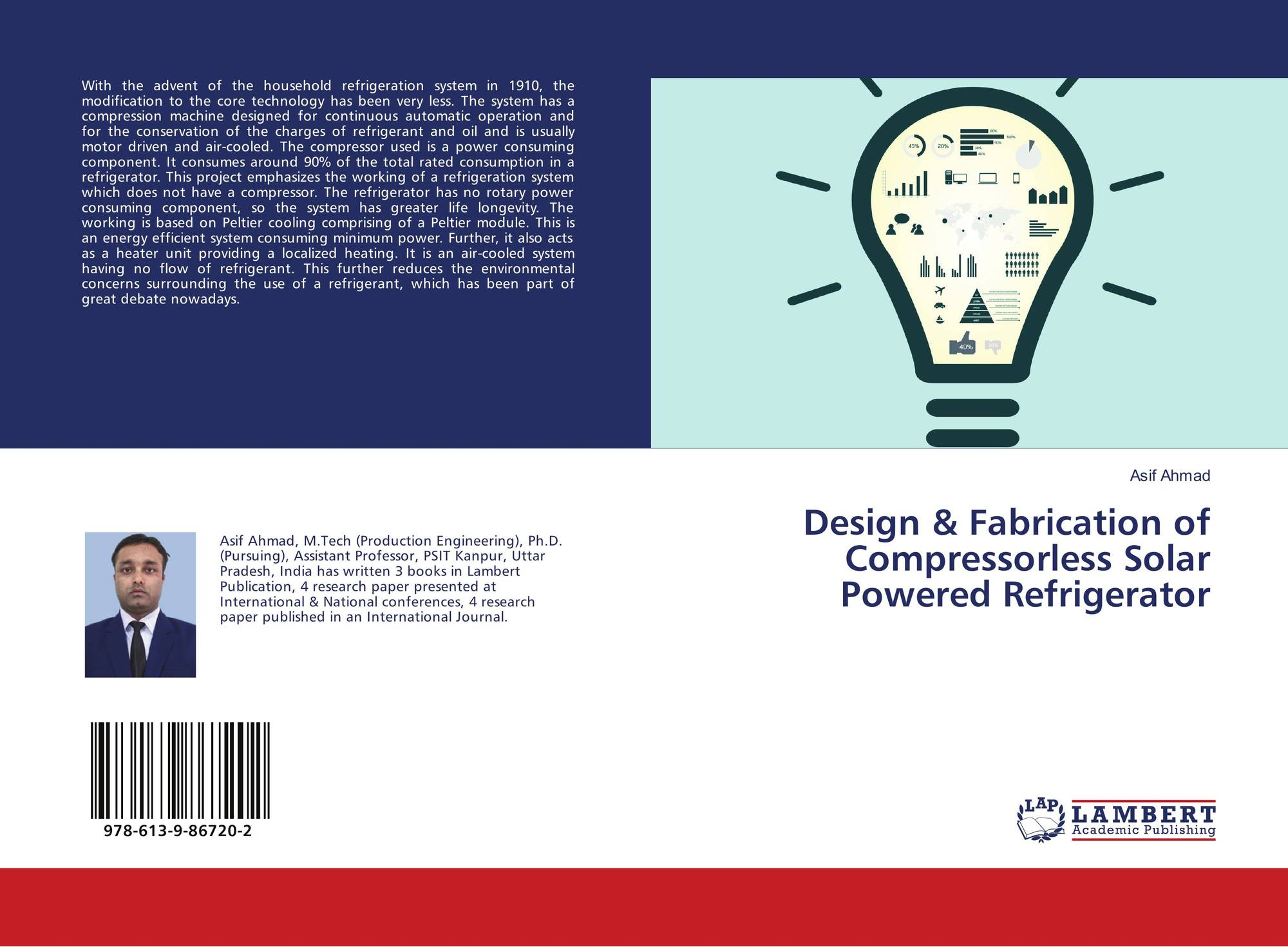 research paper on compressorless refrigerator