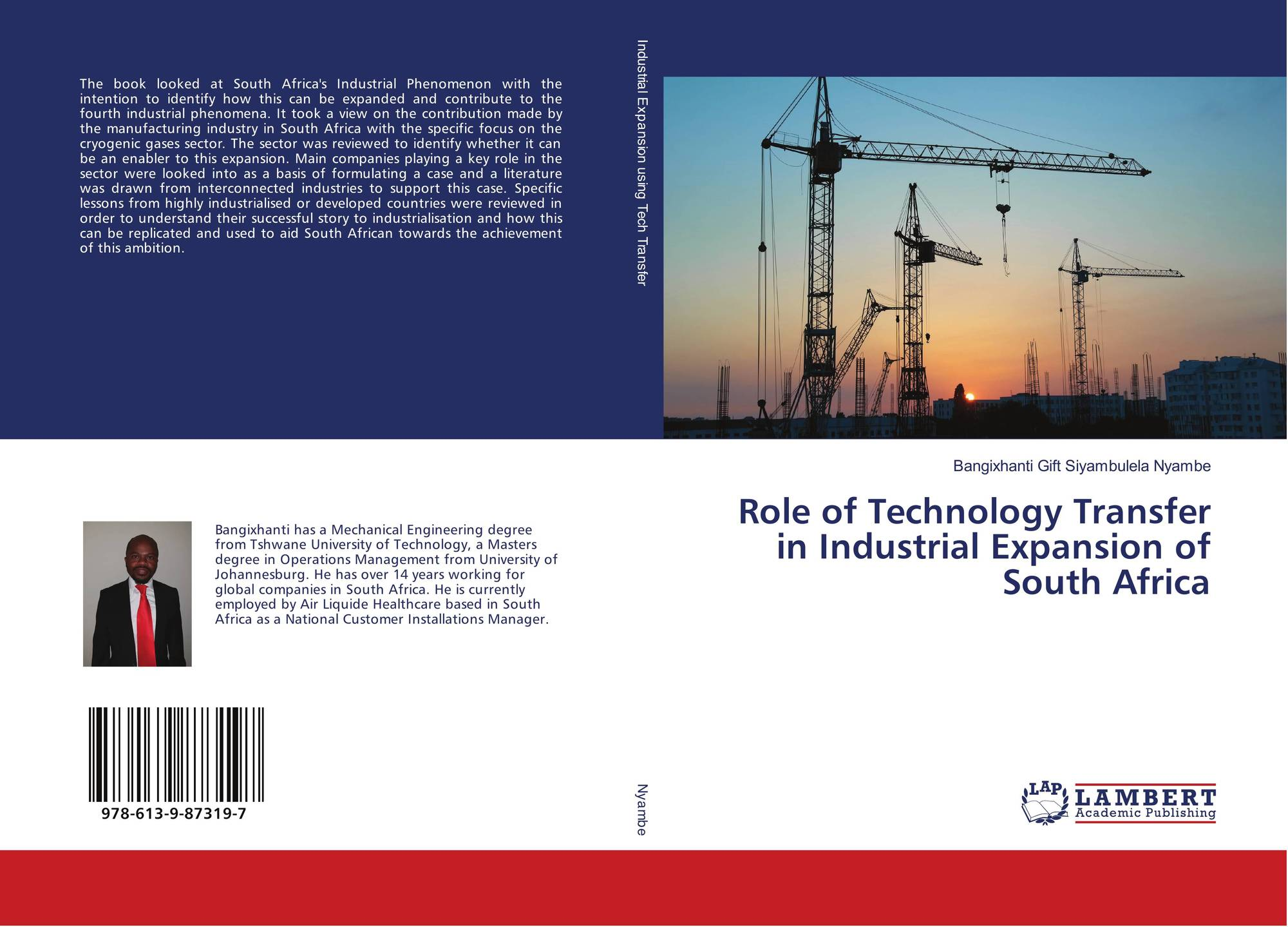 Role of Technology Transfer in Industrial Expansion of South