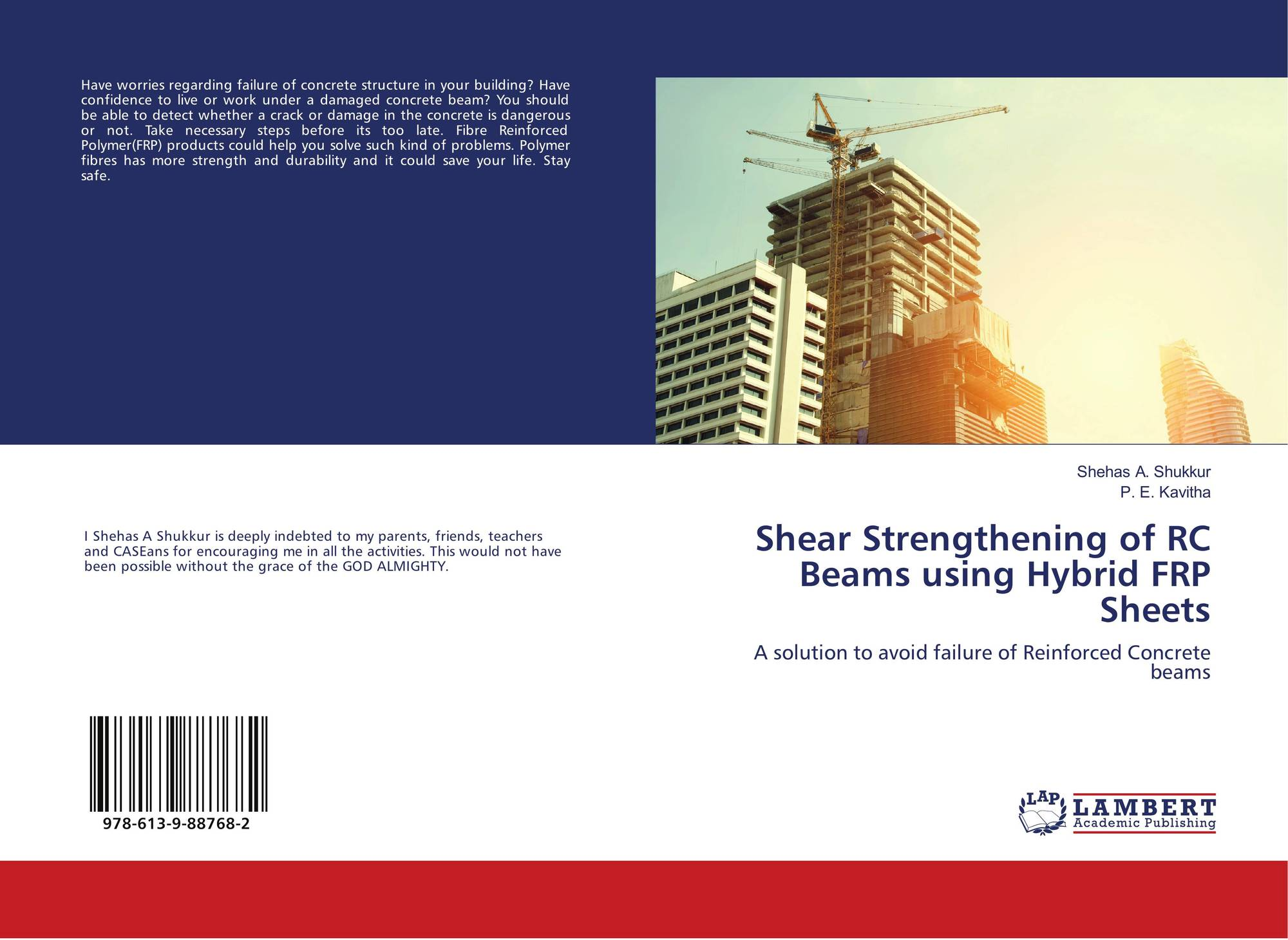 Shear Strengthening of RC Beams using Hybrid FRP Sheets, 978