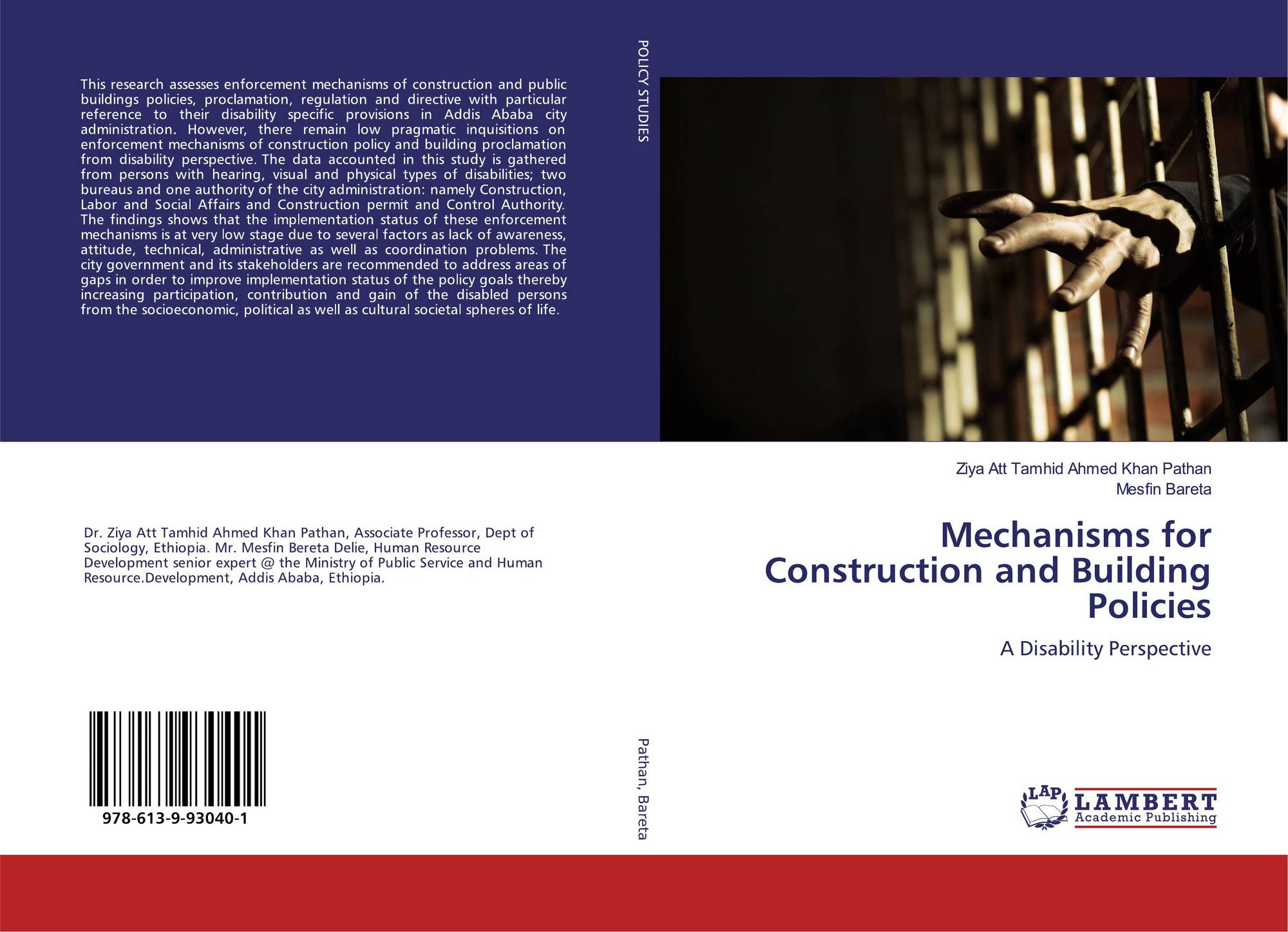 Mechanisms for Construction and Building Policies, 978-613-9