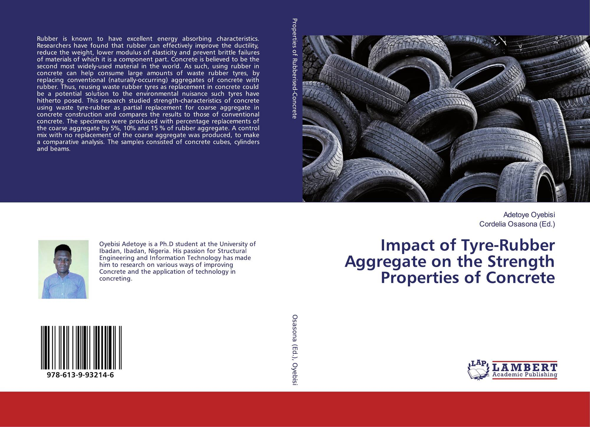 Impact of Tyre-Rubber Aggregate on the Strength Properties of