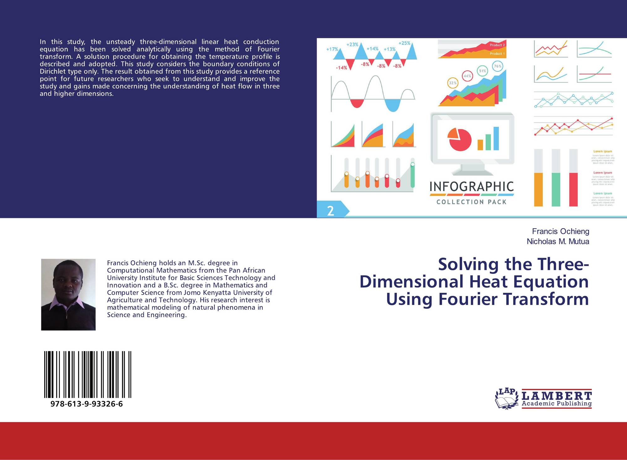 Solving the Three-Dimensional Heat Equation Using Fourier