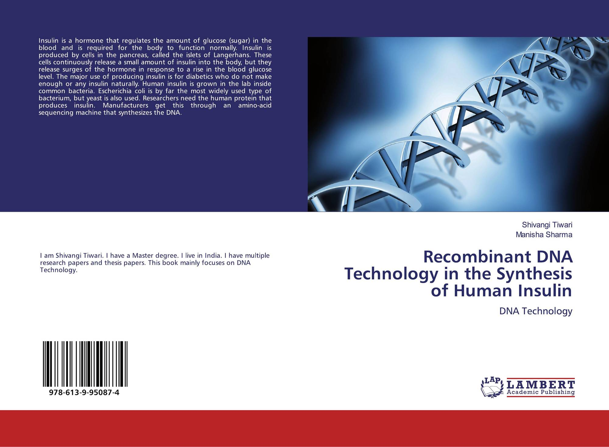 research paper on recombinant dna technology
