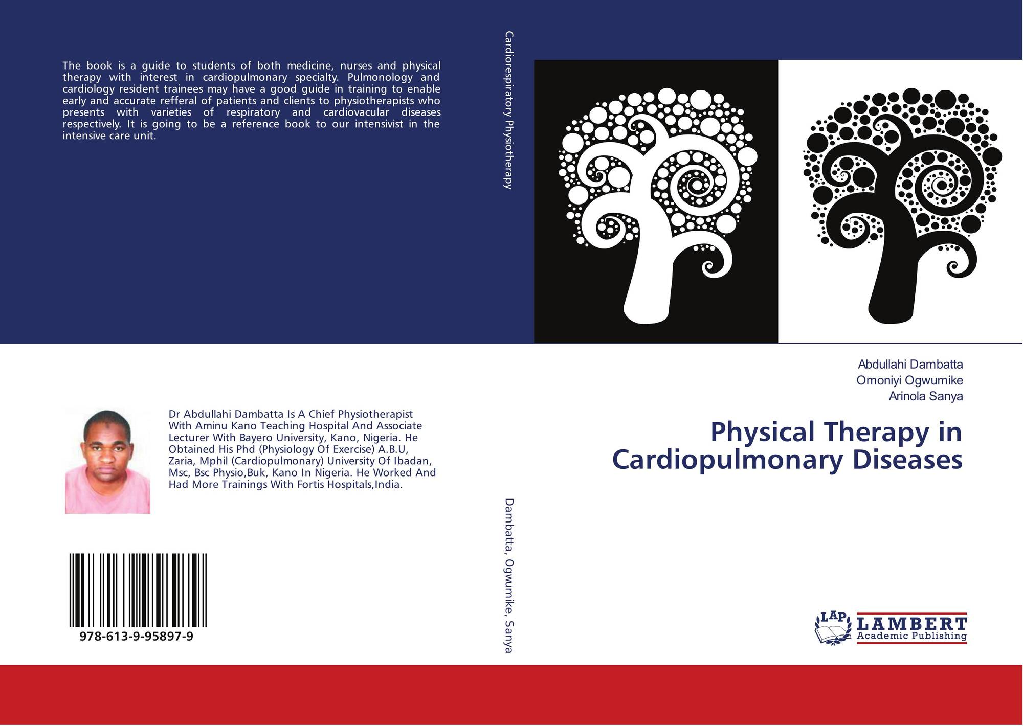 Physical Therapy in Cardiopulmonary Diseases, 978-613-9