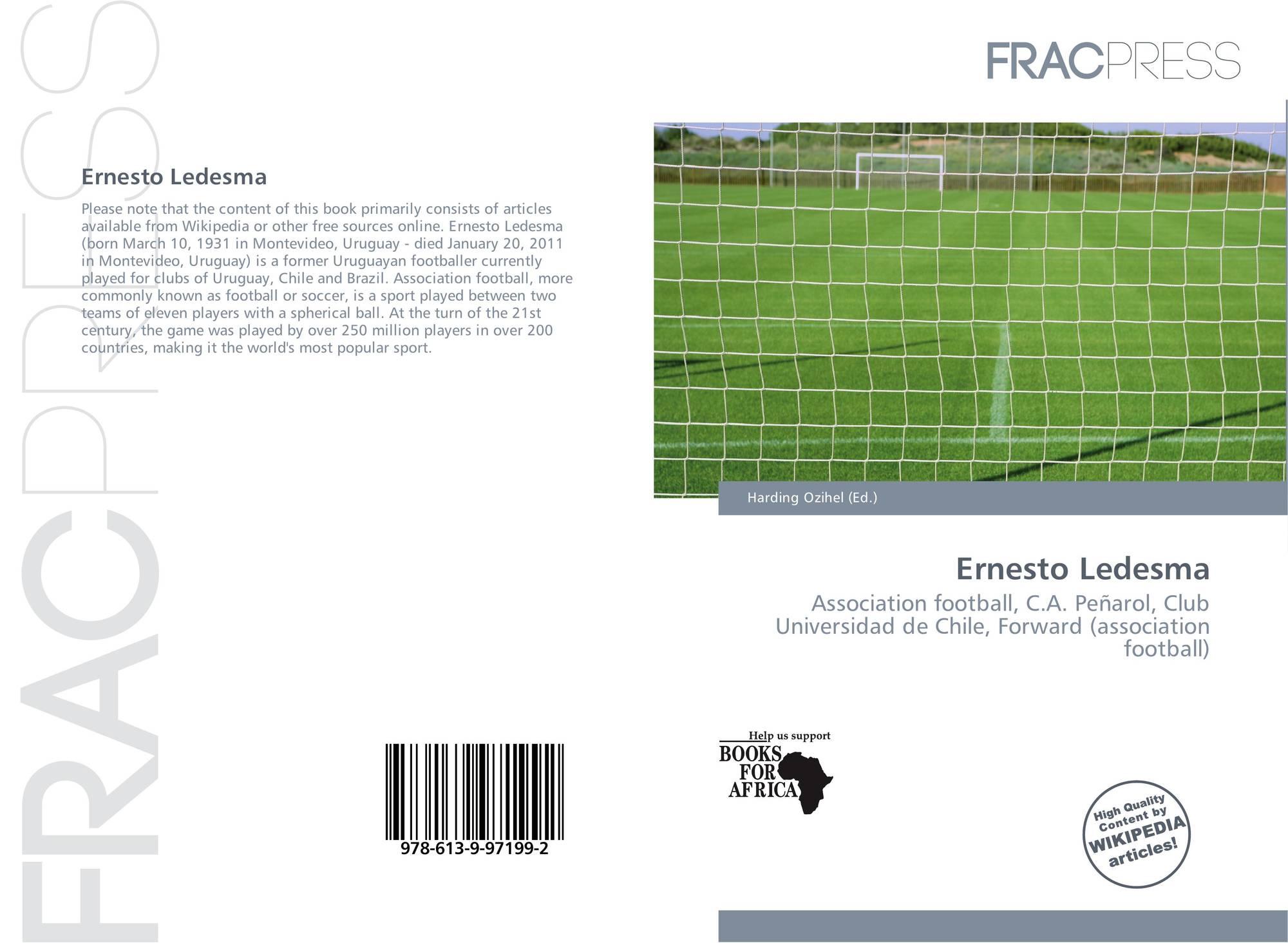 Ernesto Ledesma, 978-613-9-97199-2, 6139971993 ,9786139971992
