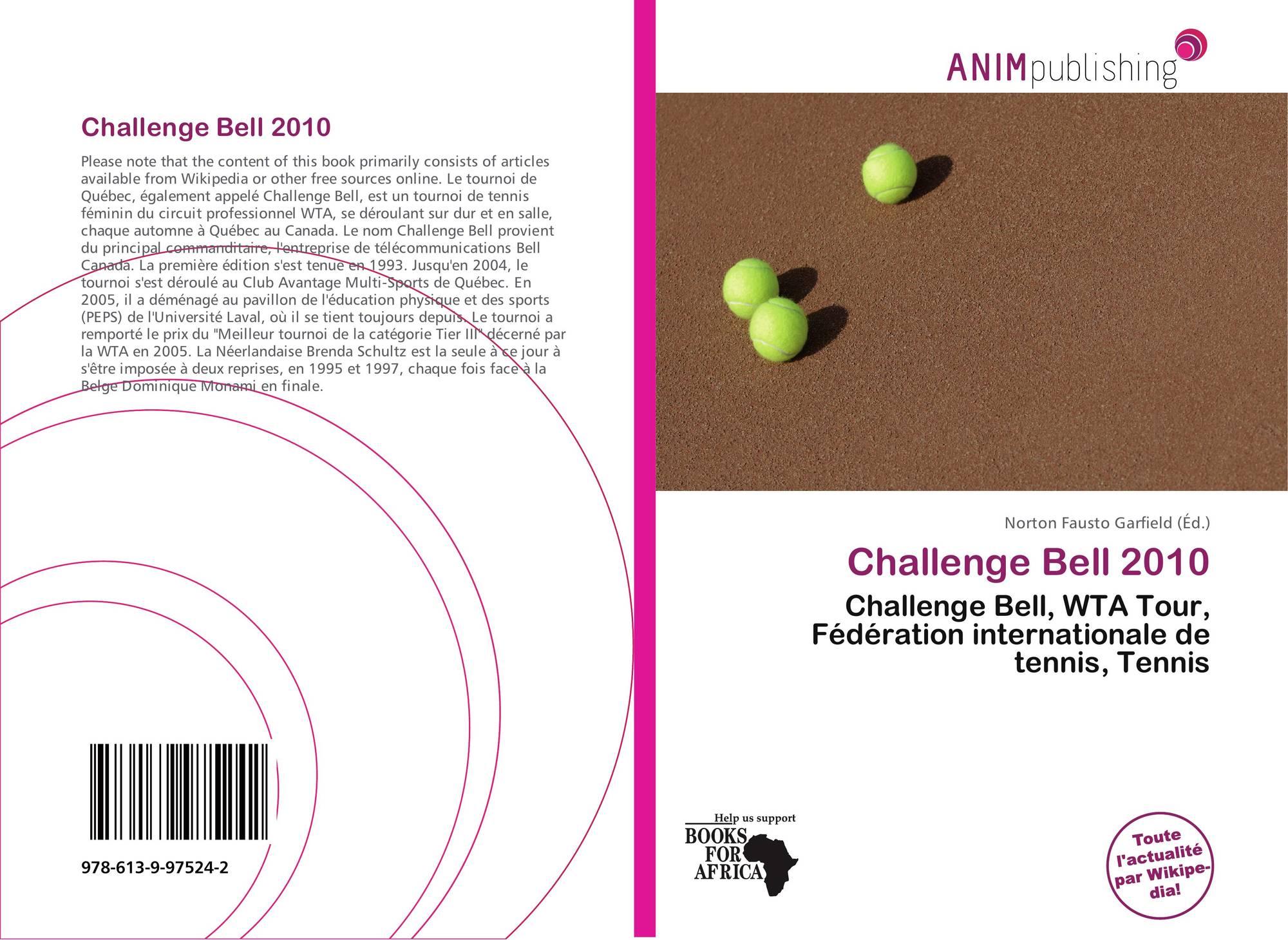 2010 Challenge Bell #