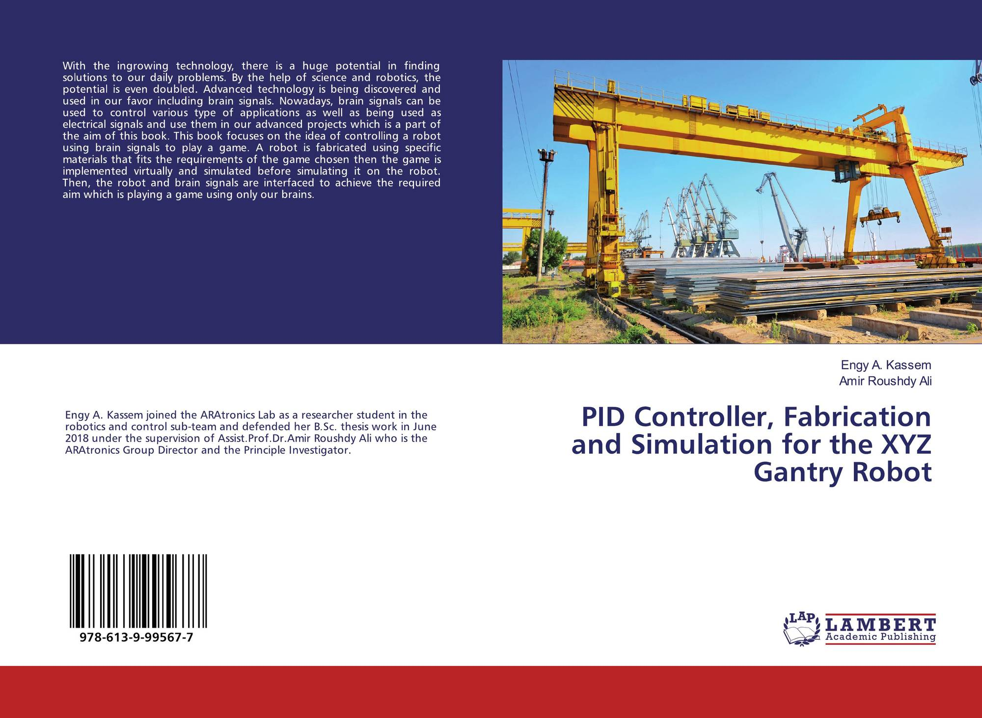 PID Controller, Fabrication and Simulation for the XYZ