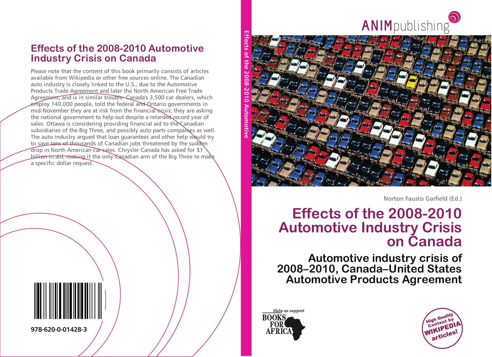 automotive industry crisis of 2008