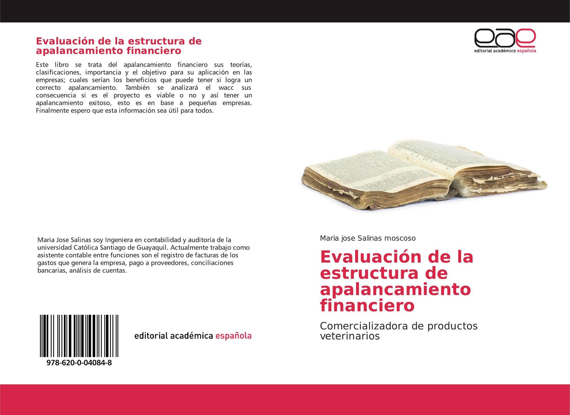 Evaluación De La Estructura De Apalancamiento Financiero