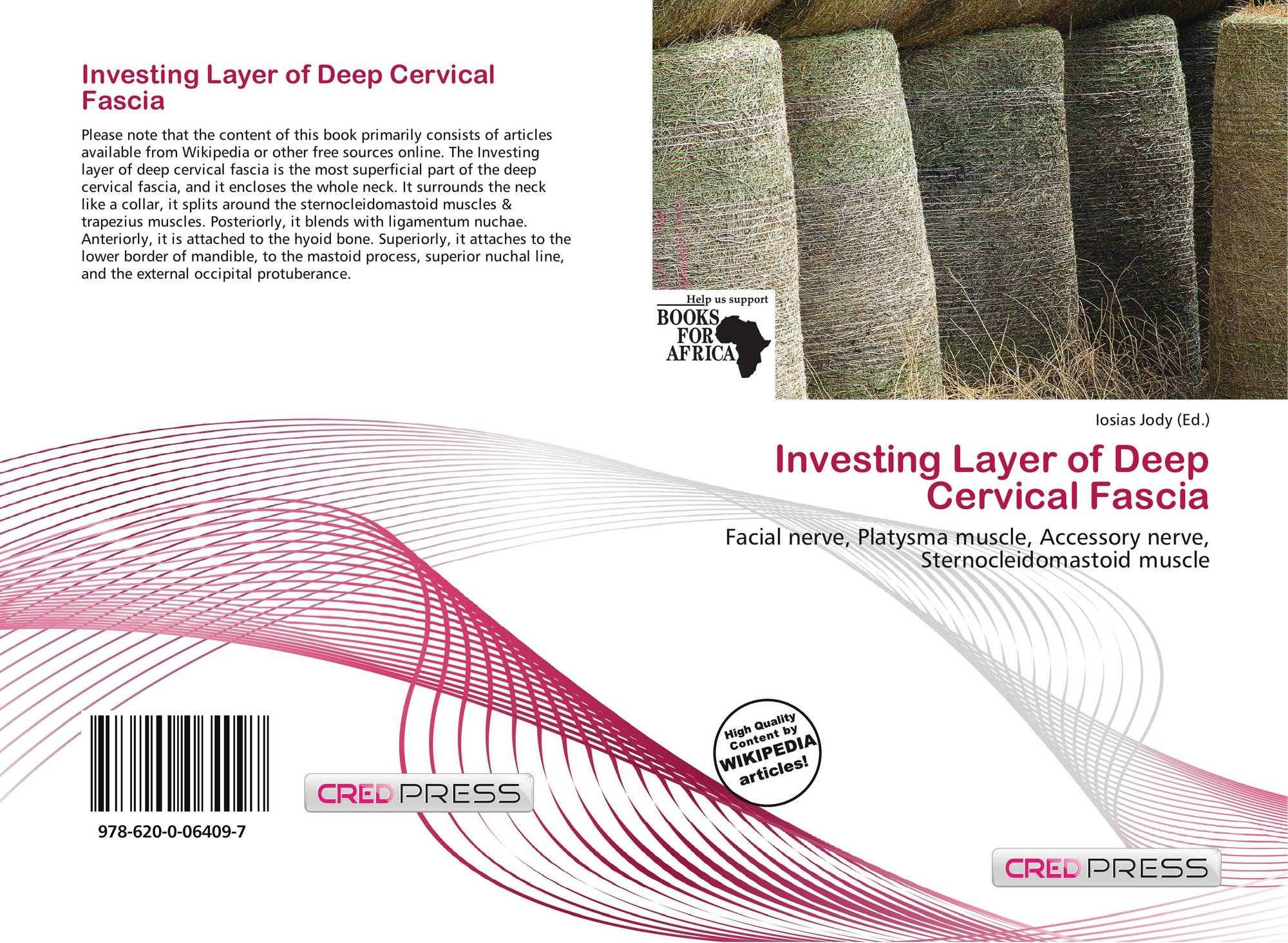 Investing Layer of Deep Cervical Fascia, 978-620-0-06409-7 ...