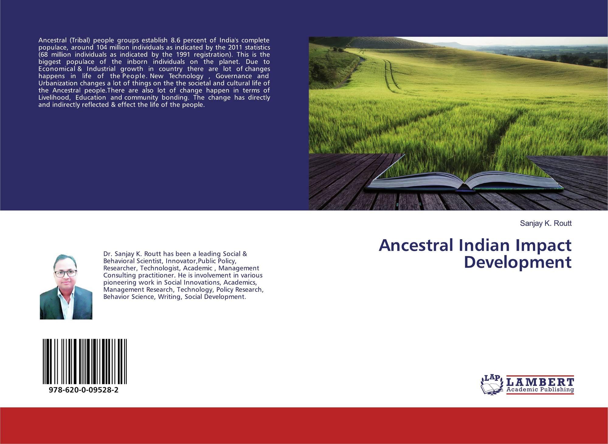 Ancestral Indian Impact Development, 978-620-0-09528-2